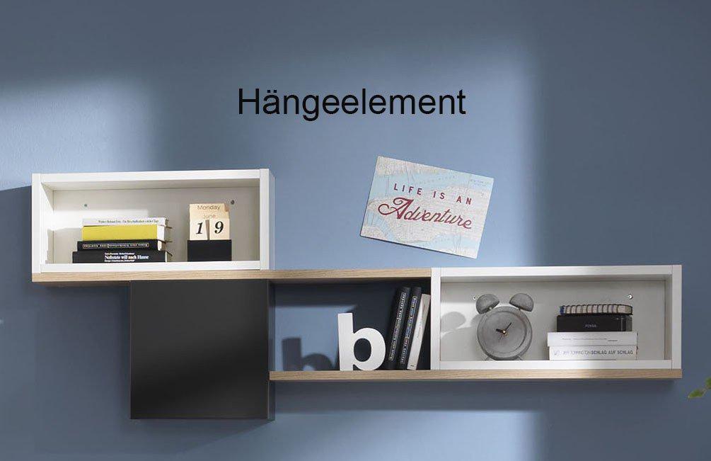 Jugendzimmer HAPPY von Welle - Eckschrank und Liege | Möbel Letz ...