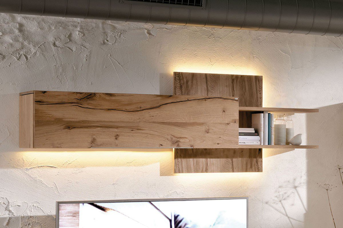 voglauer wohnwand v alpin 602 eiche altholz m bel letz ihr online shop. Black Bedroom Furniture Sets. Home Design Ideas