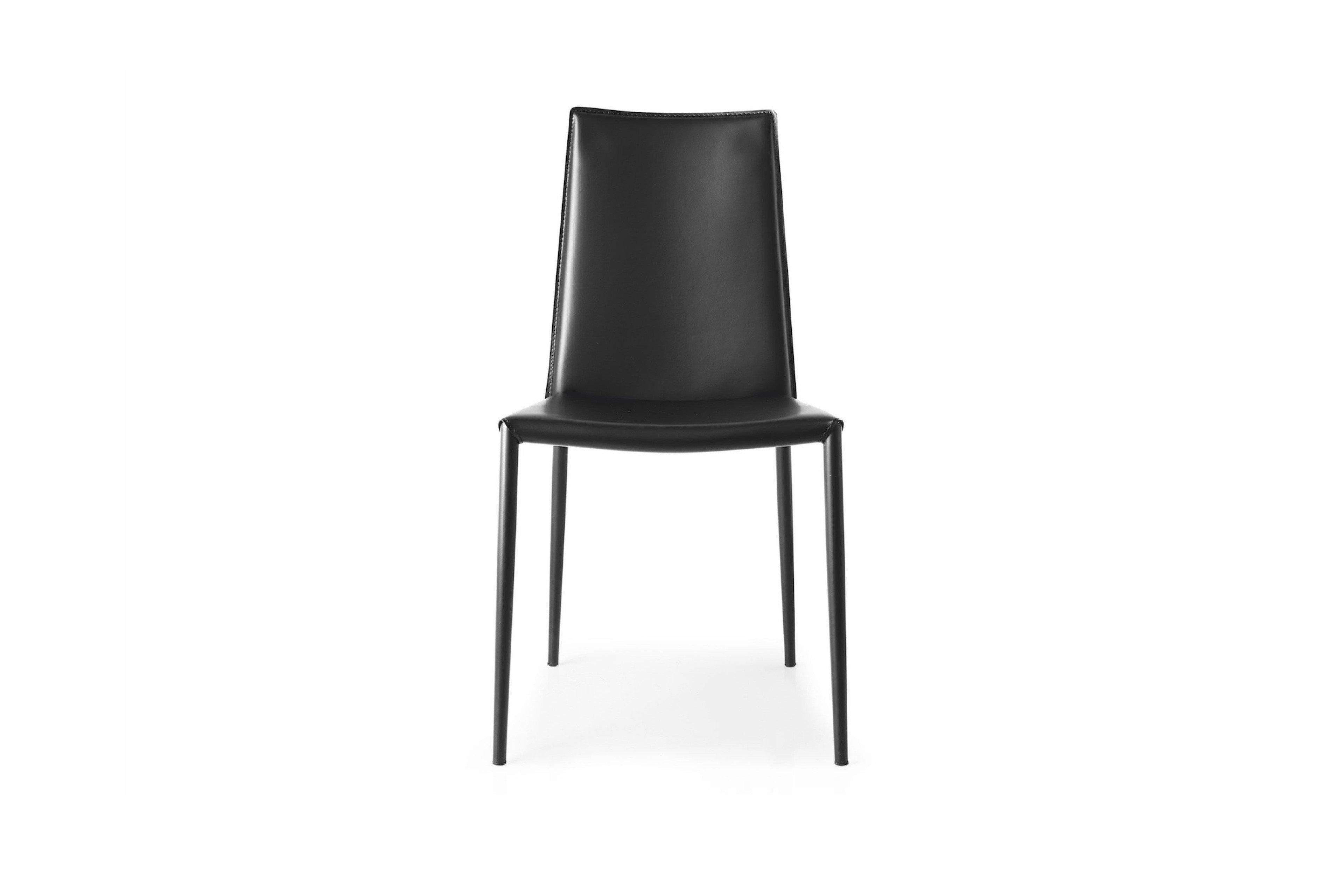 connubia by calligaris stuhl boheme schwarz m bel letz ihr online shop. Black Bedroom Furniture Sets. Home Design Ideas