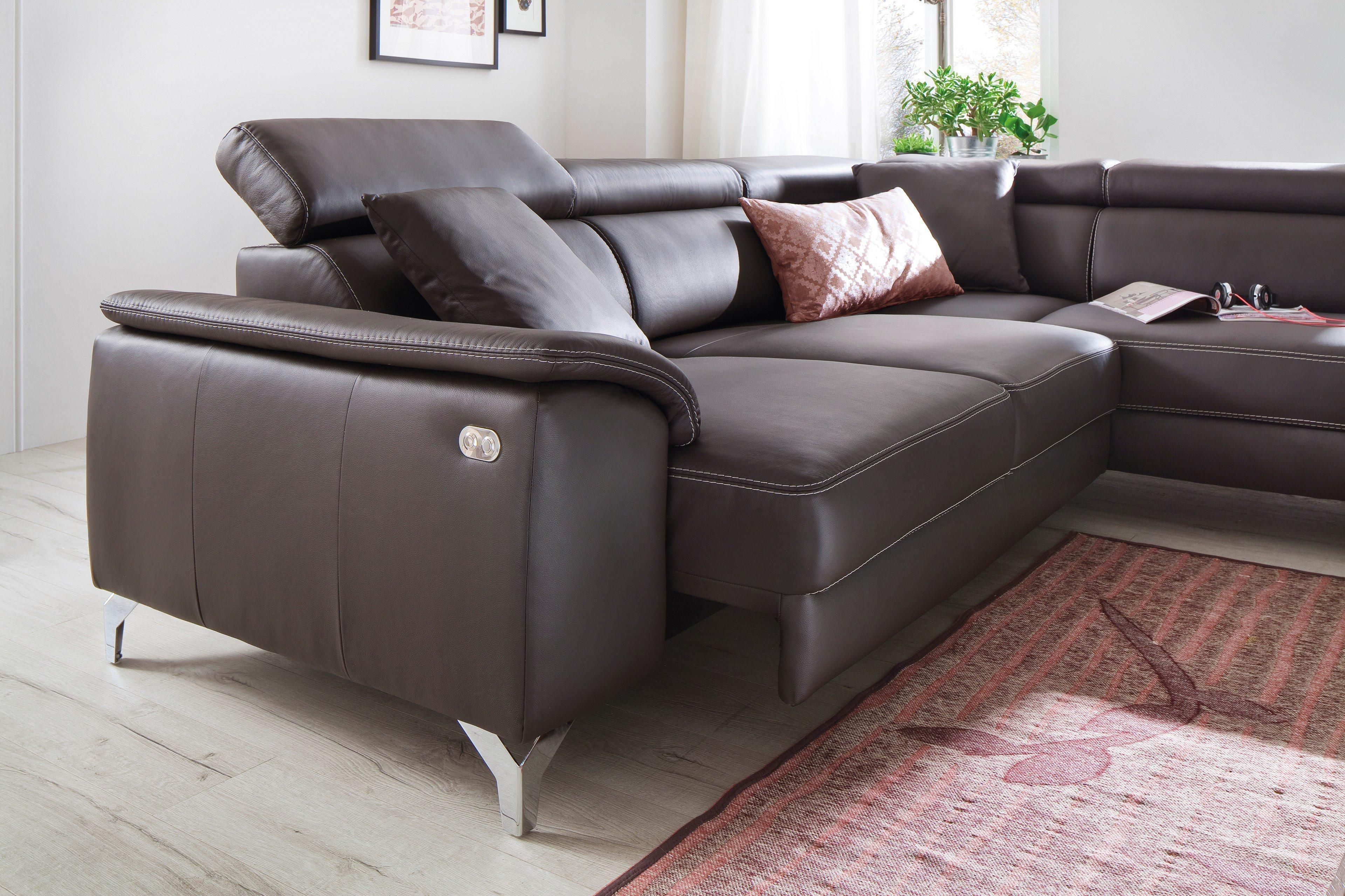charmant candy polsterm bel leder bilder die. Black Bedroom Furniture Sets. Home Design Ideas