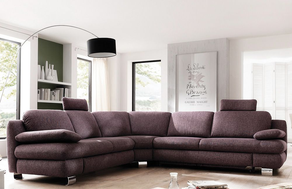 ecksofa gloria purple von carina polsterm bel m bel letz ihr online shop. Black Bedroom Furniture Sets. Home Design Ideas