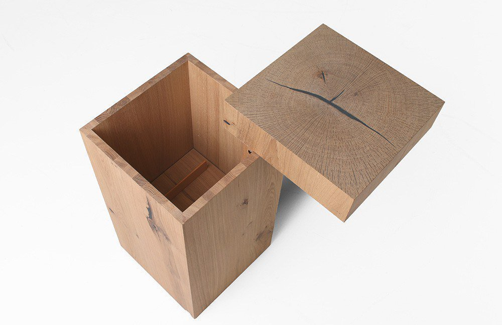 voglauer couchtisch v solid kubus mit drehbarer platte m bel letz ihr online shop. Black Bedroom Furniture Sets. Home Design Ideas