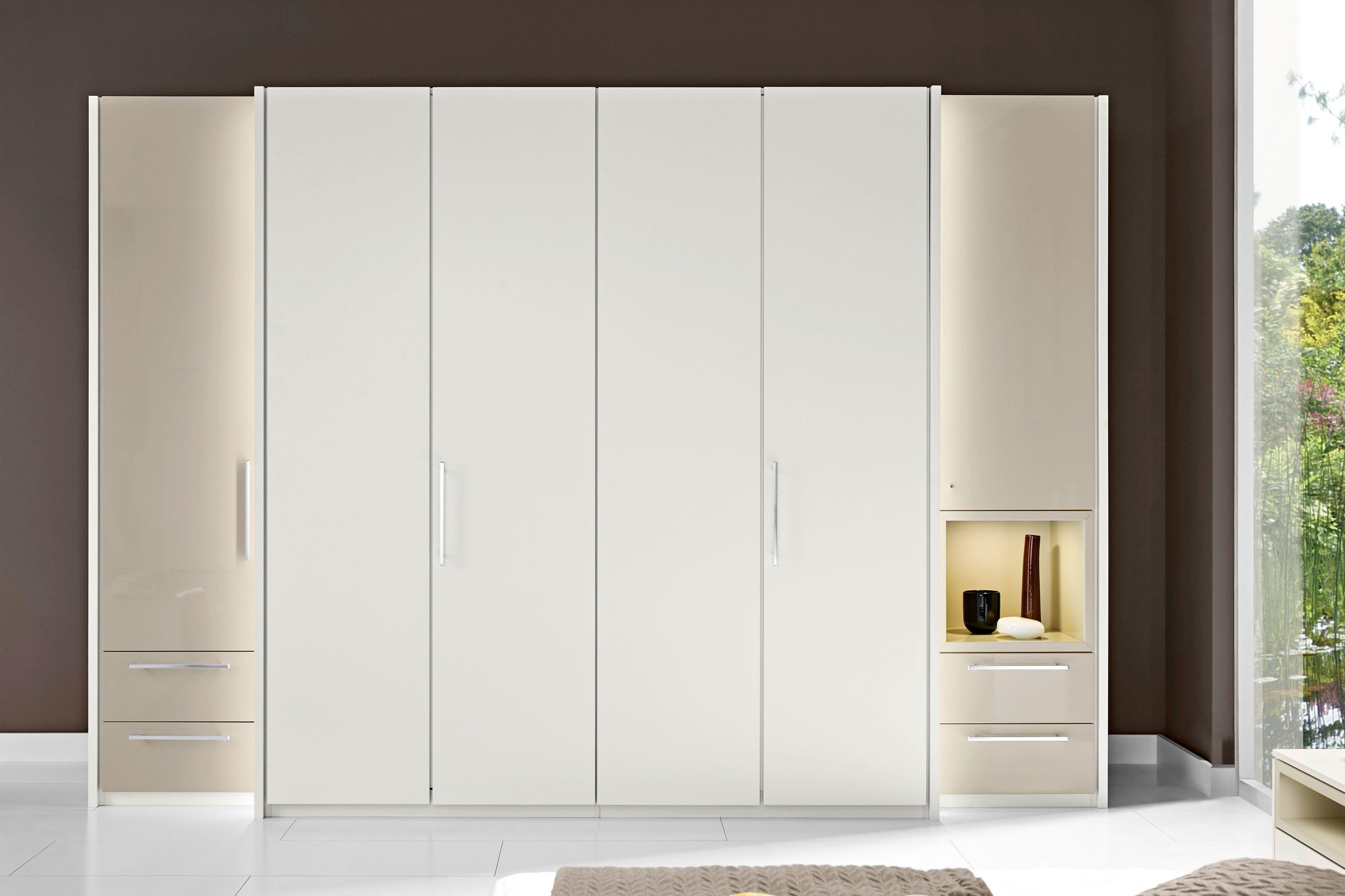 kleiderschrank wei. Black Bedroom Furniture Sets. Home Design Ideas