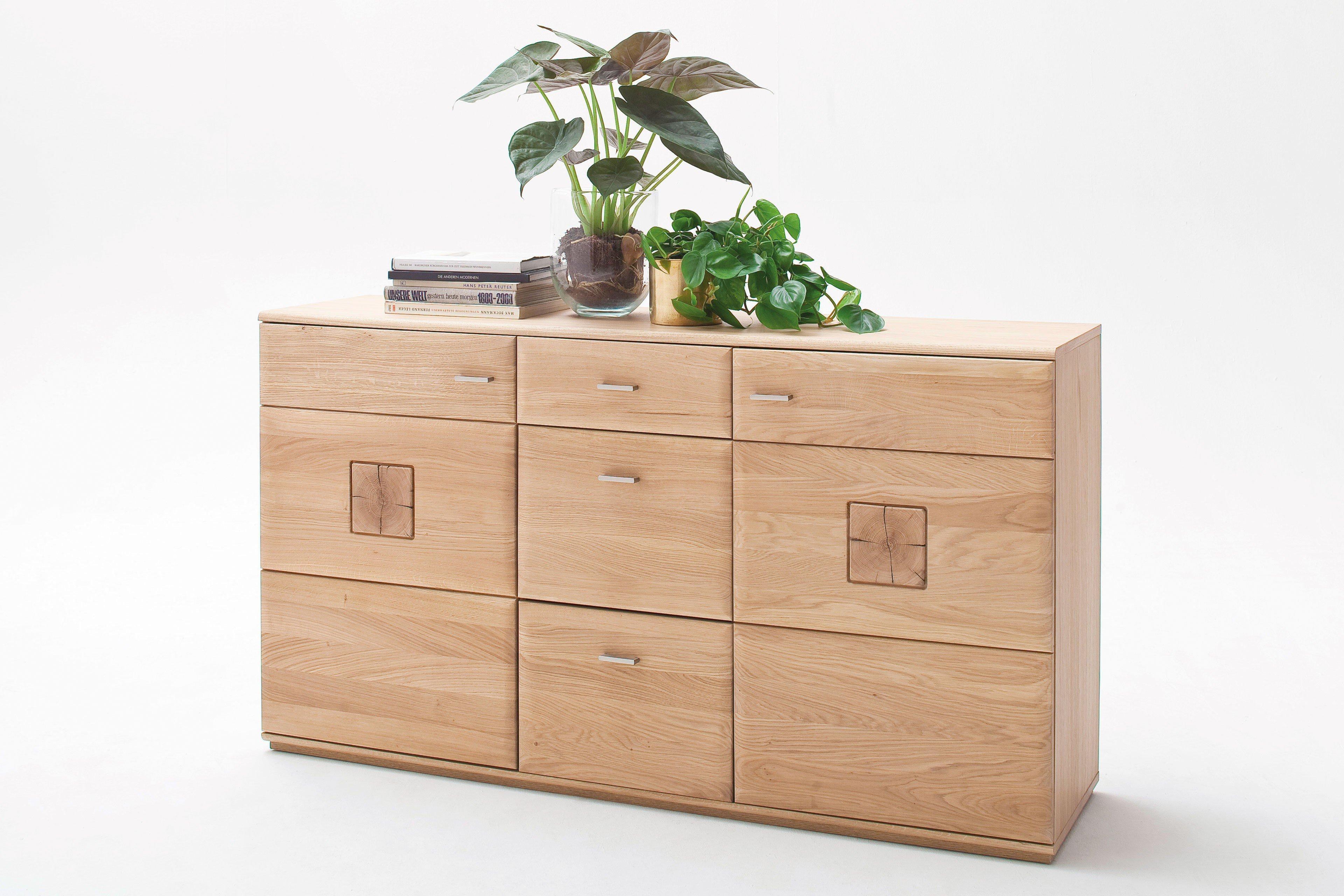 mca esstisch bologna eiche bianco m bel letz ihr online shop. Black Bedroom Furniture Sets. Home Design Ideas