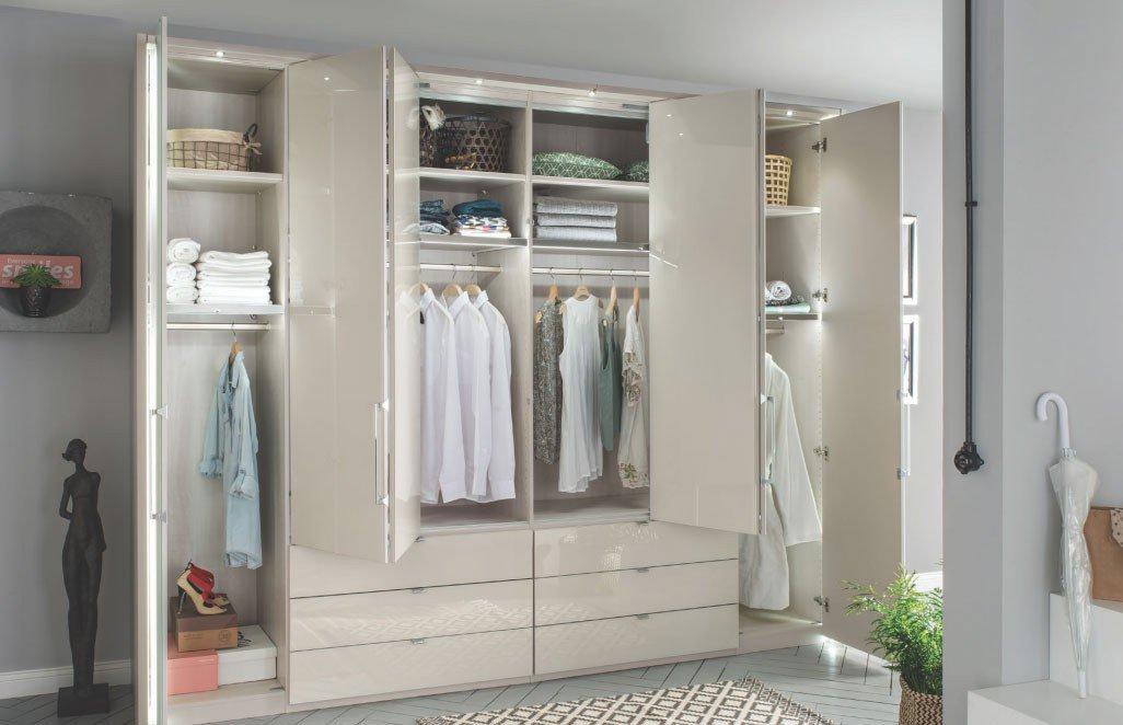 wiemann kansas funktionsschrank glasfront m bel letz ihr online shop. Black Bedroom Furniture Sets. Home Design Ideas