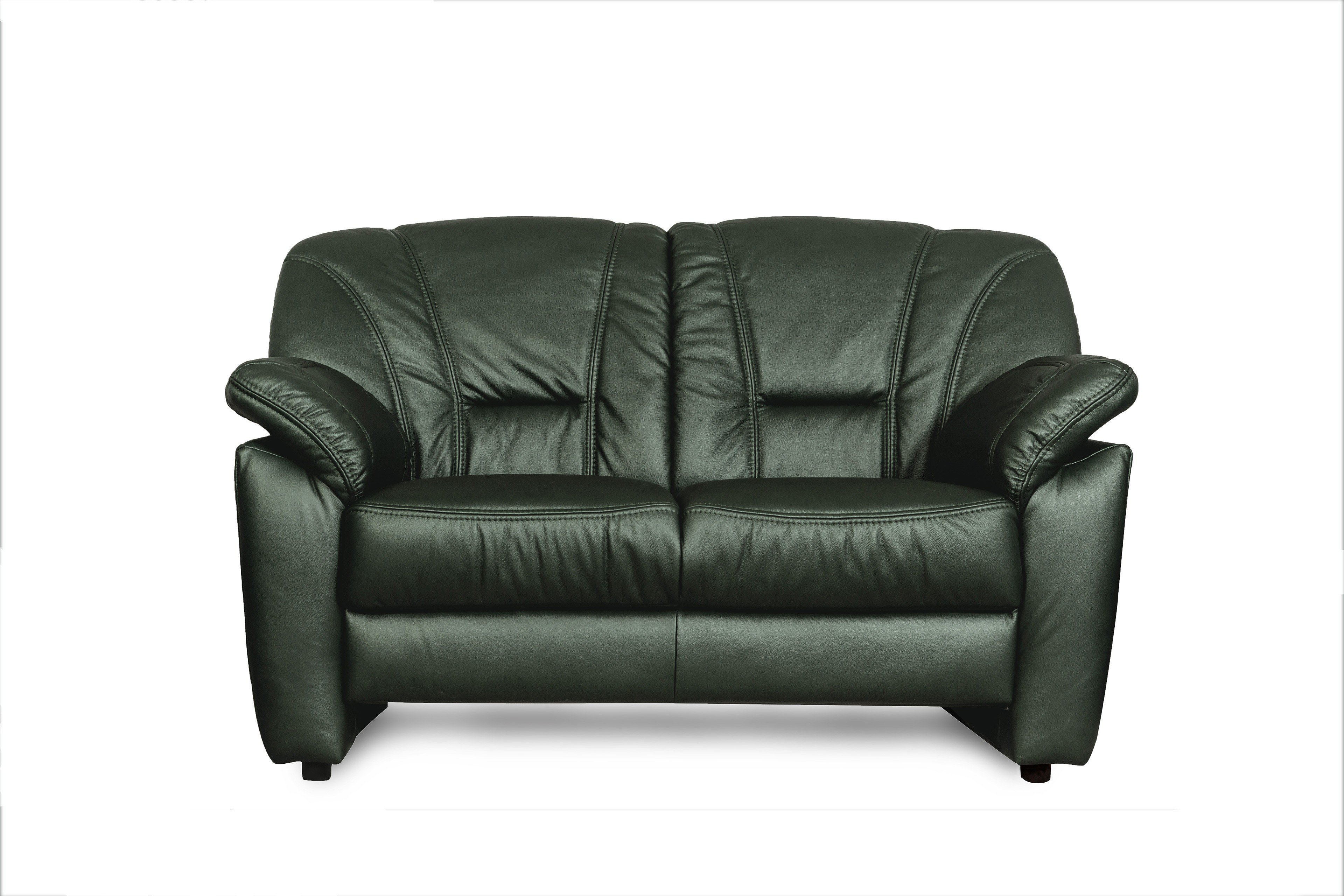 pm oelsa kiel ledergarnitur in gr n m bel letz ihr online shop. Black Bedroom Furniture Sets. Home Design Ideas