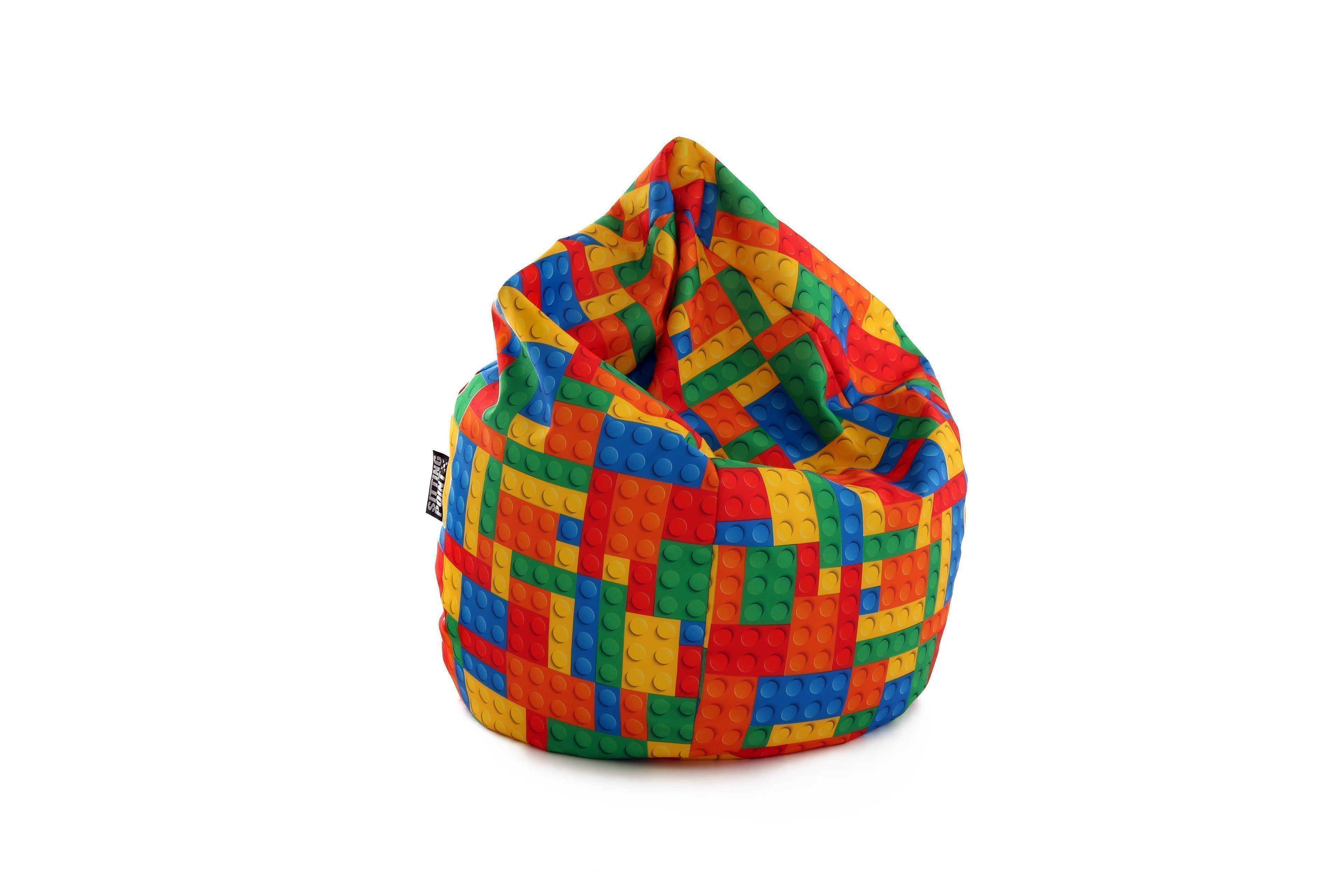 sitzsack beanbag bricks xl von magma heimtex legodesign m bel letz ihr online shop. Black Bedroom Furniture Sets. Home Design Ideas