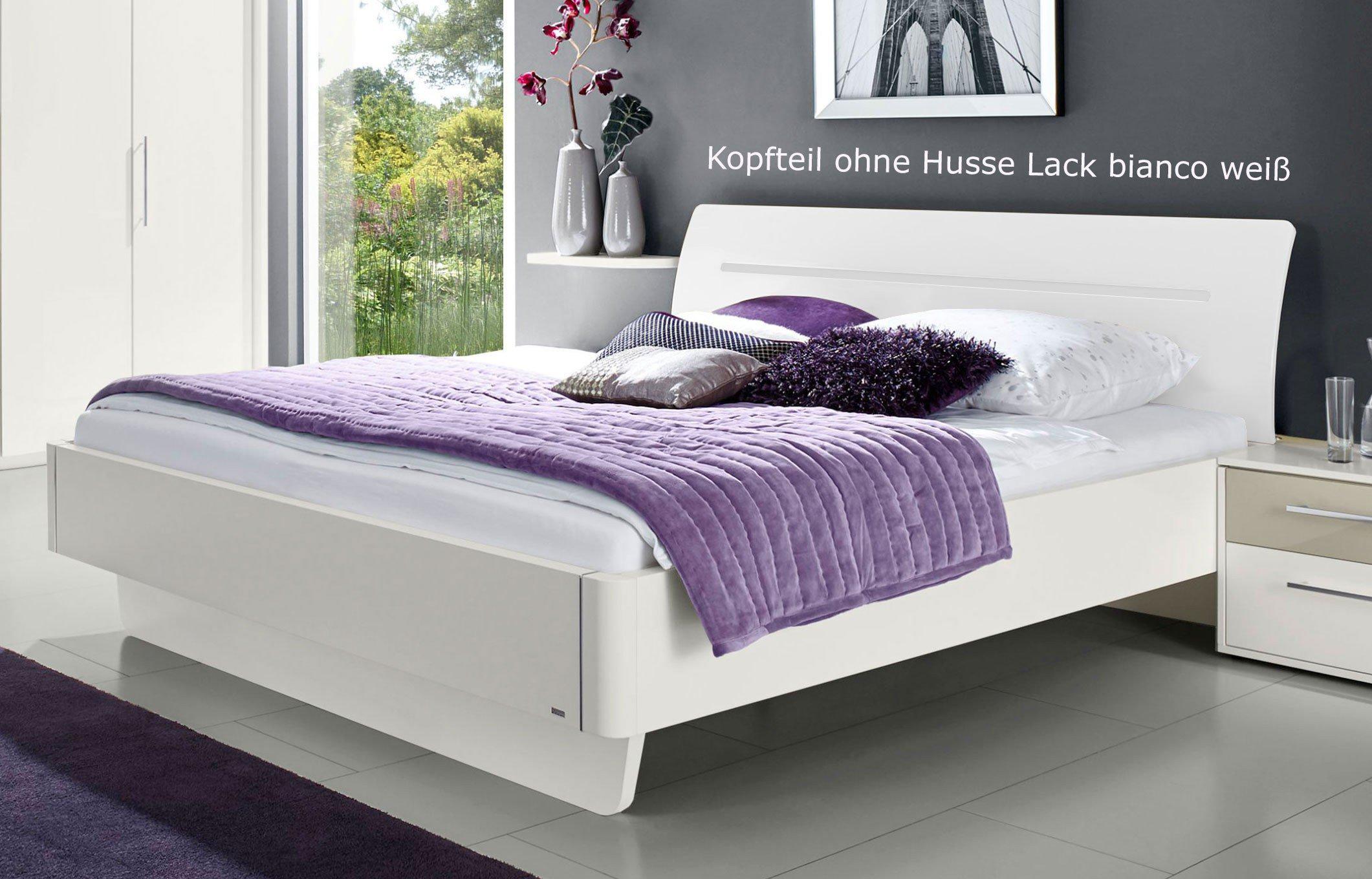 Meo Von Loddenkemper   Schlafzimmer Hochglanz Kristall Grau
