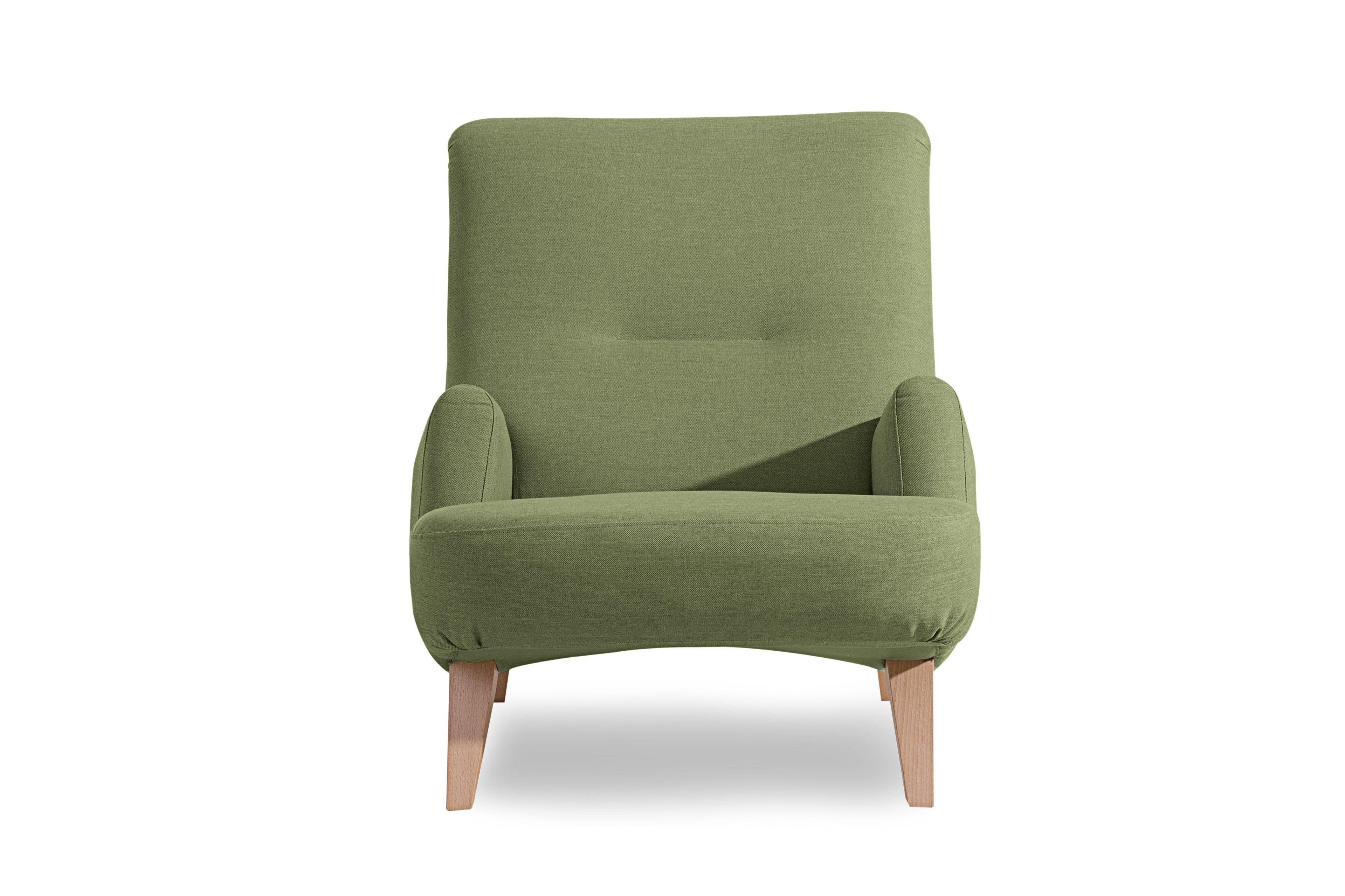 Max Winzer Brandford Sessel grün | Möbel Letz - Ihr Online-Shop