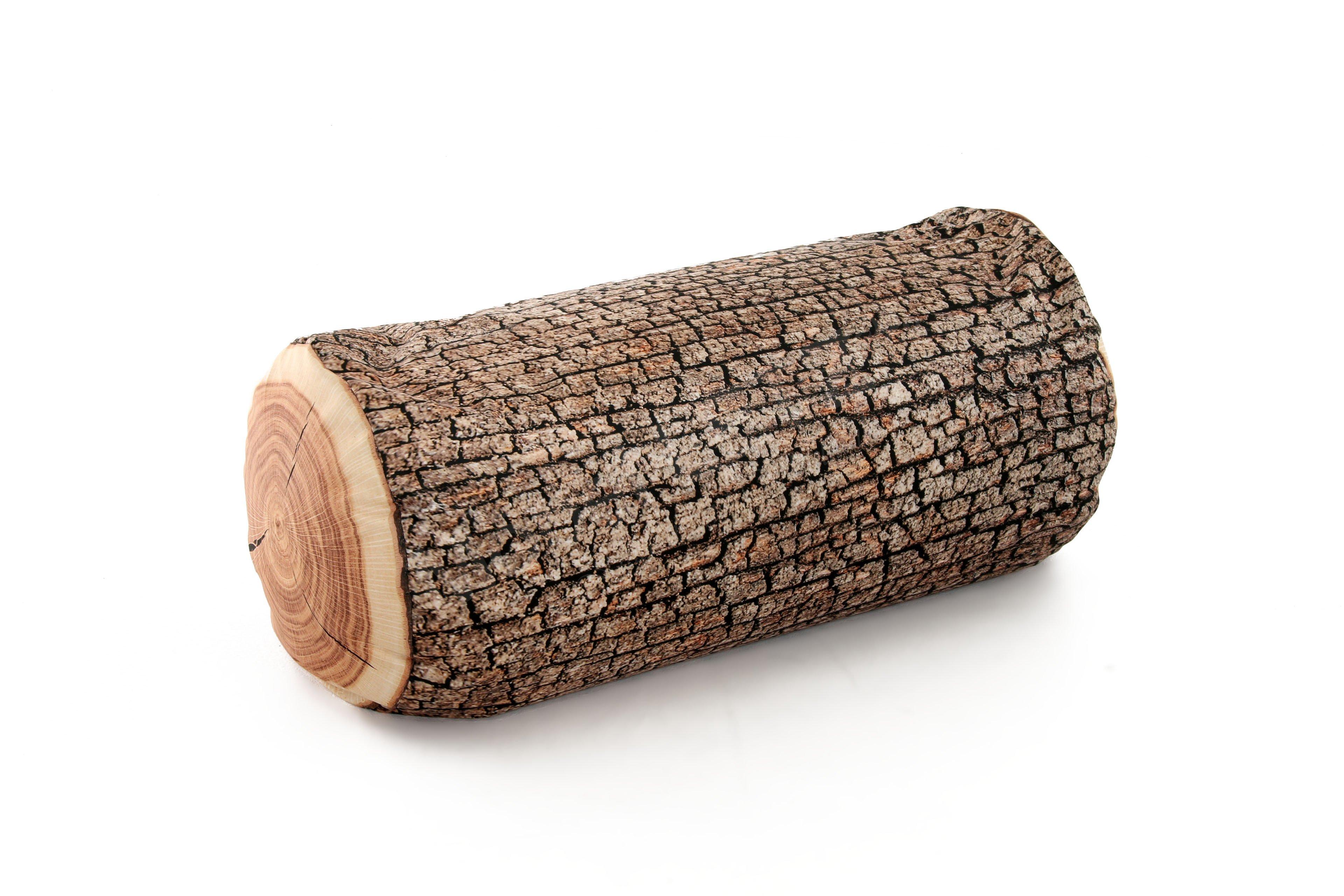 Lieblings Sitzsack DotCom Wood von Magma Heimtex Baumstamm braun   Möbel #EM_16