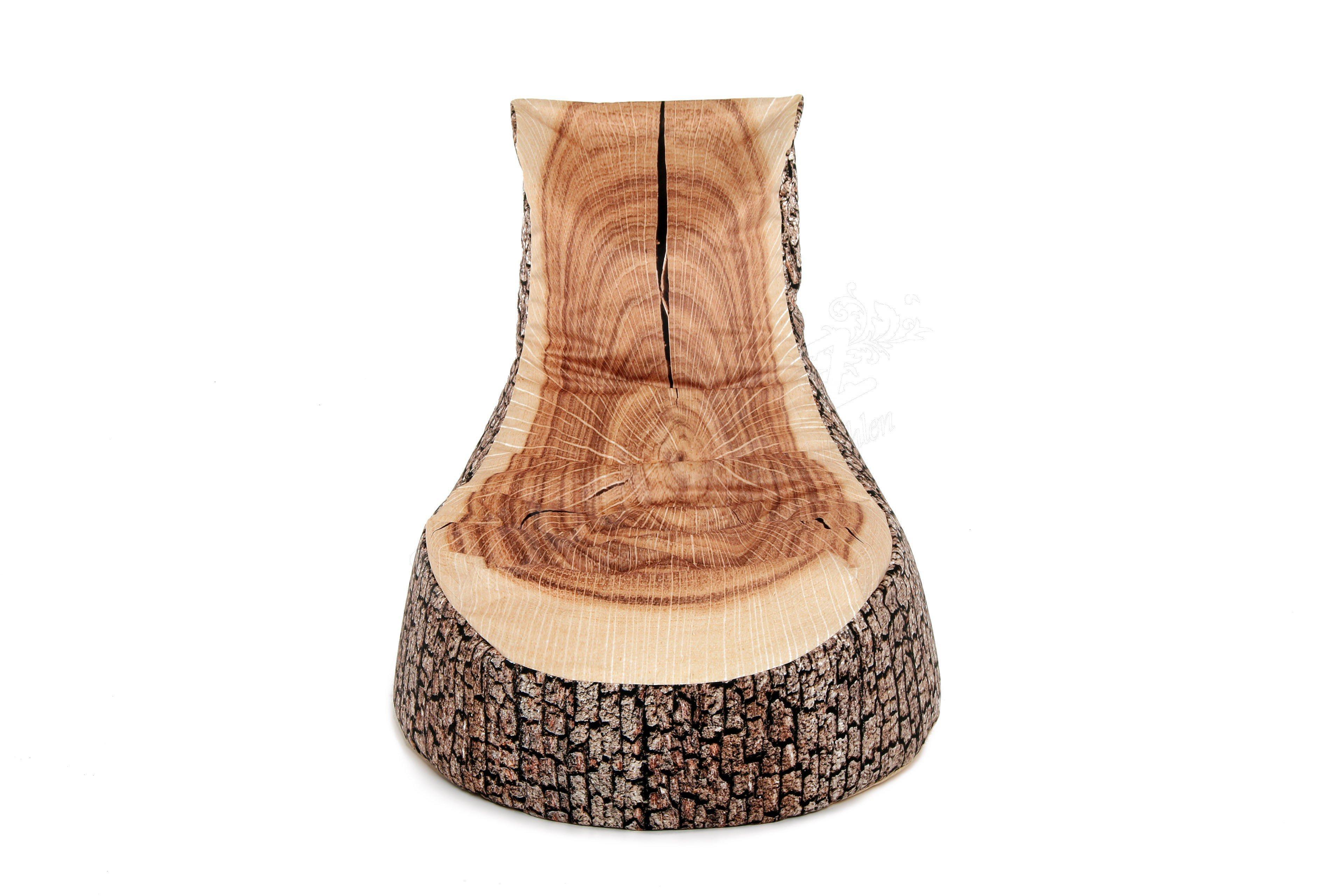 sitzsack wood swing von magma heimtex braun m bel letz ihr online shop. Black Bedroom Furniture Sets. Home Design Ideas
