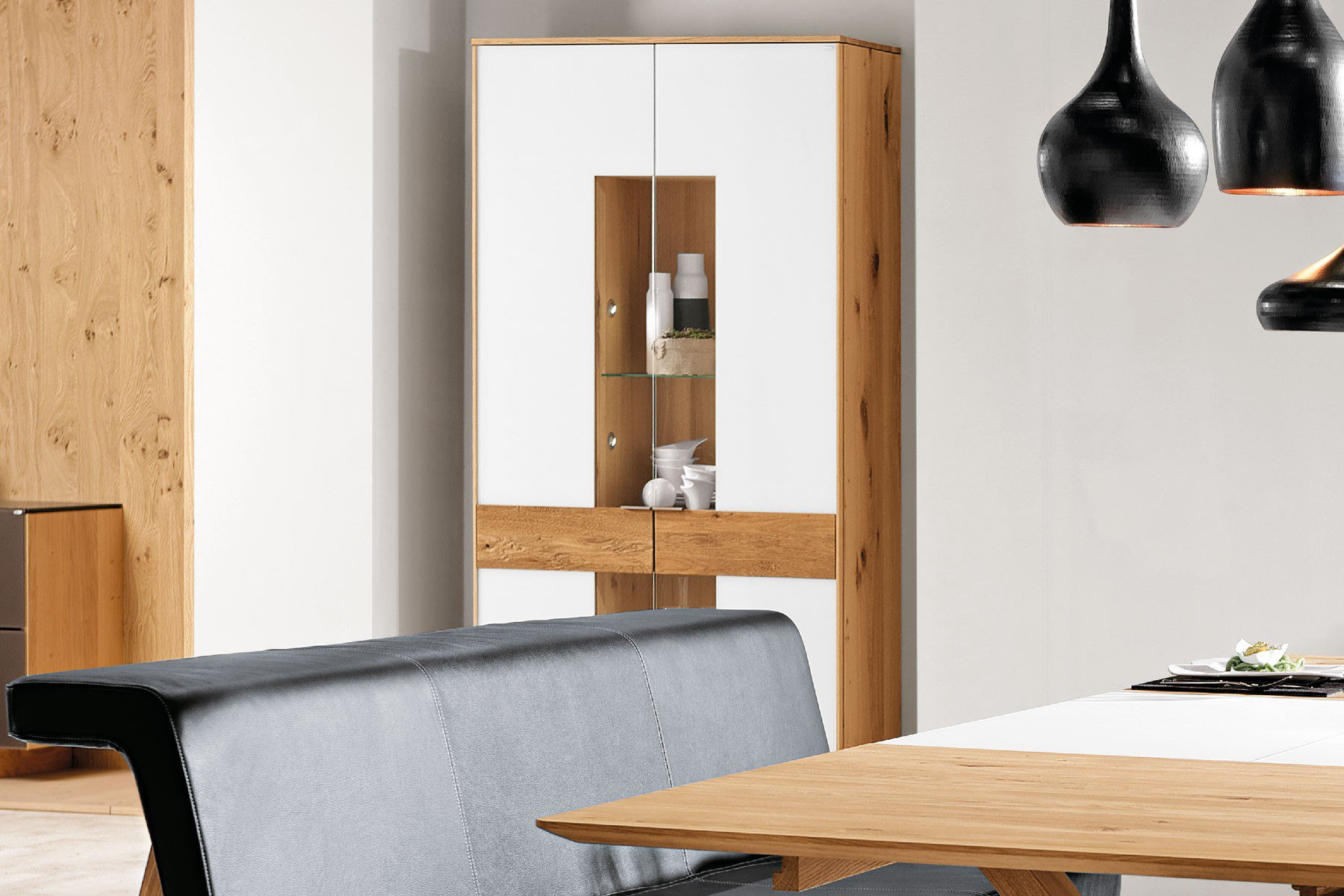 voglauer esszimmer v solid wildeiche m bel letz ihr online shop. Black Bedroom Furniture Sets. Home Design Ideas