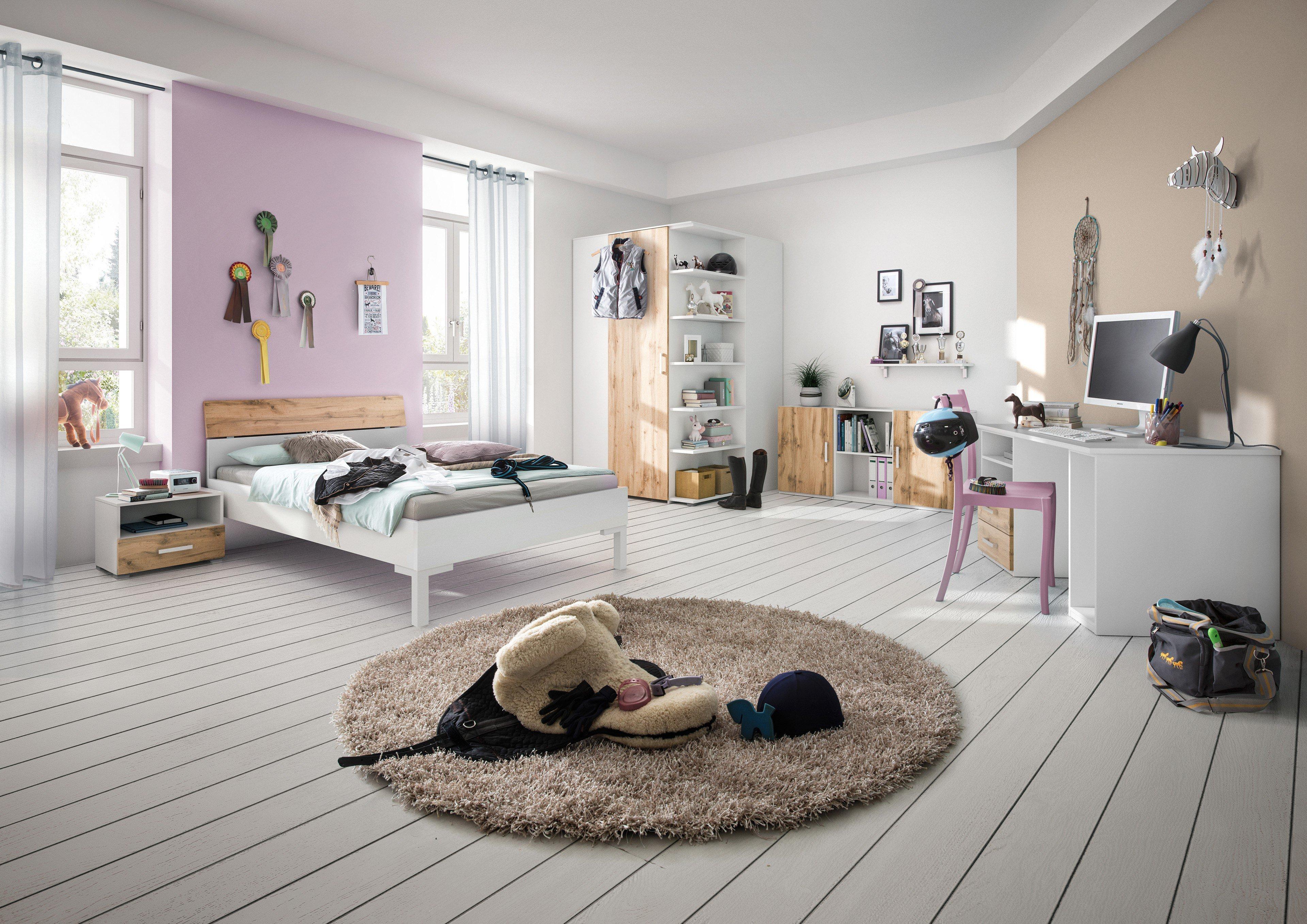 Röhr Jugendzimmer cadre mit Eck-Kleiderschrank | Möbel Letz - Ihr ...