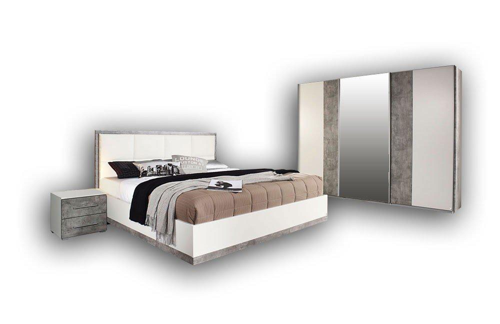 Rauch Siegen Schlafzimmer Weiss Stone Grey Mobel Letz Ihr Online Shop