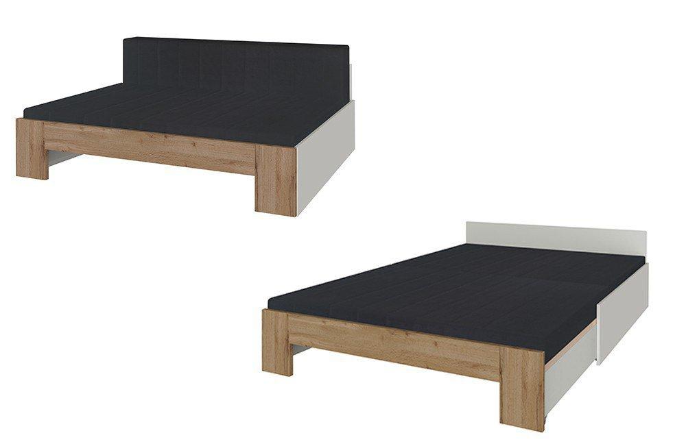 Bett Sofa röhr slide schrank und bettsofa weiß anthrazit möbel letz ihr