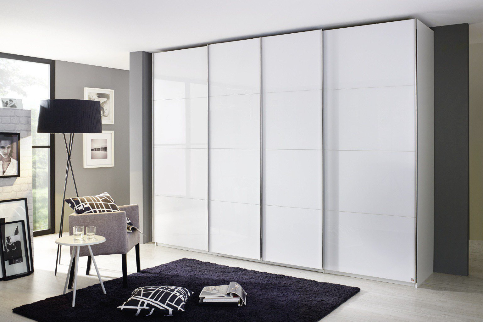Rauch Saligo Schrank Weiß Synchronöffnung Möbel Letz Ihr Online Shop