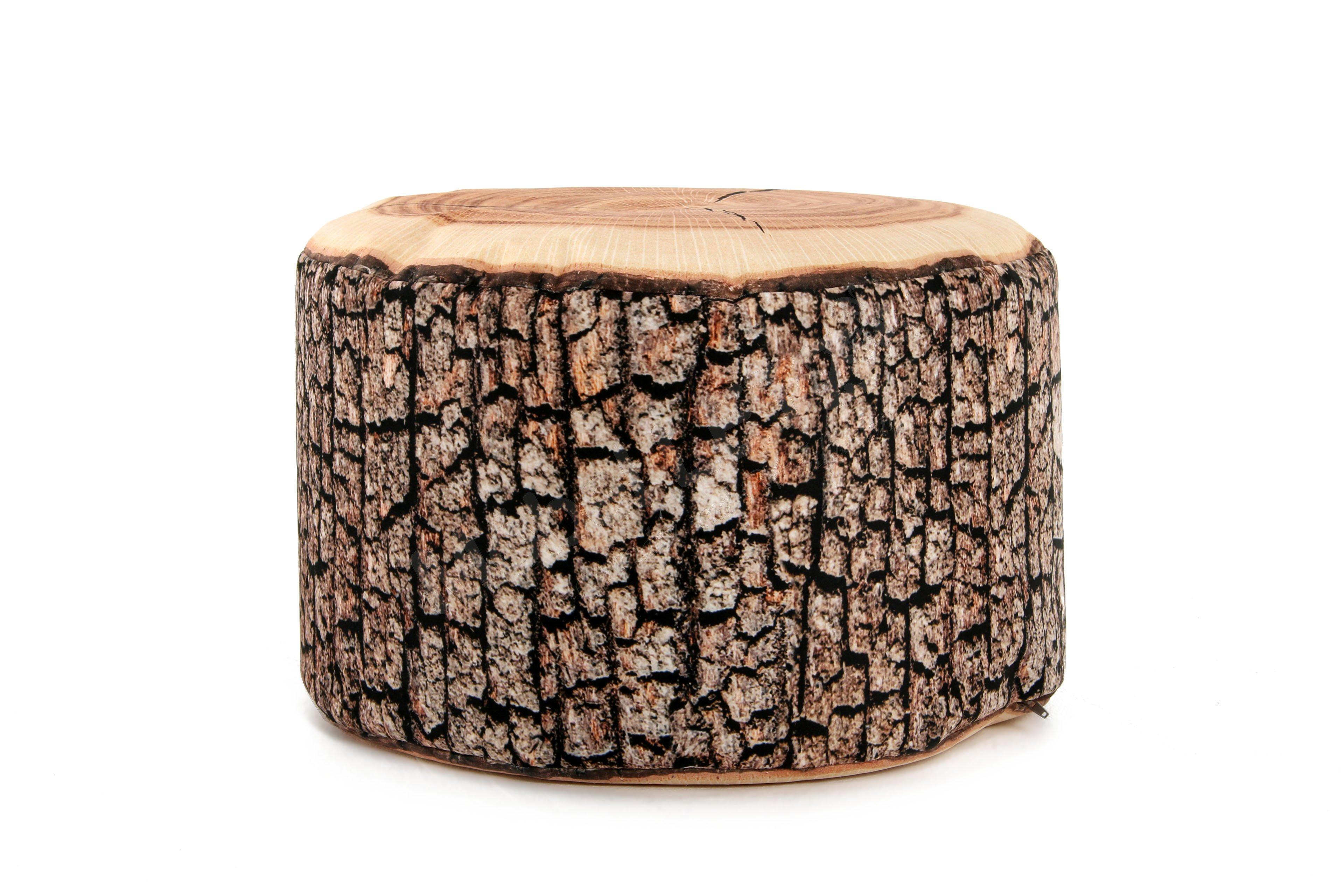 sitzsack dotcom wood von magma heimtex baumstammh he ca 30 cm m bel letz ihr online shop. Black Bedroom Furniture Sets. Home Design Ideas