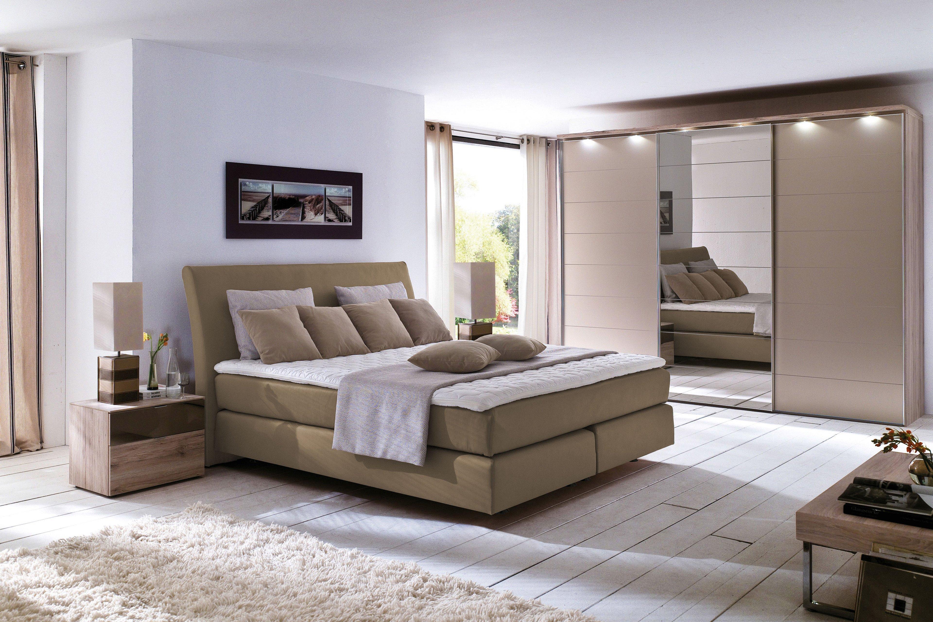 oschmann belcanto royal boxspringbett in einem zarten. Black Bedroom Furniture Sets. Home Design Ideas
