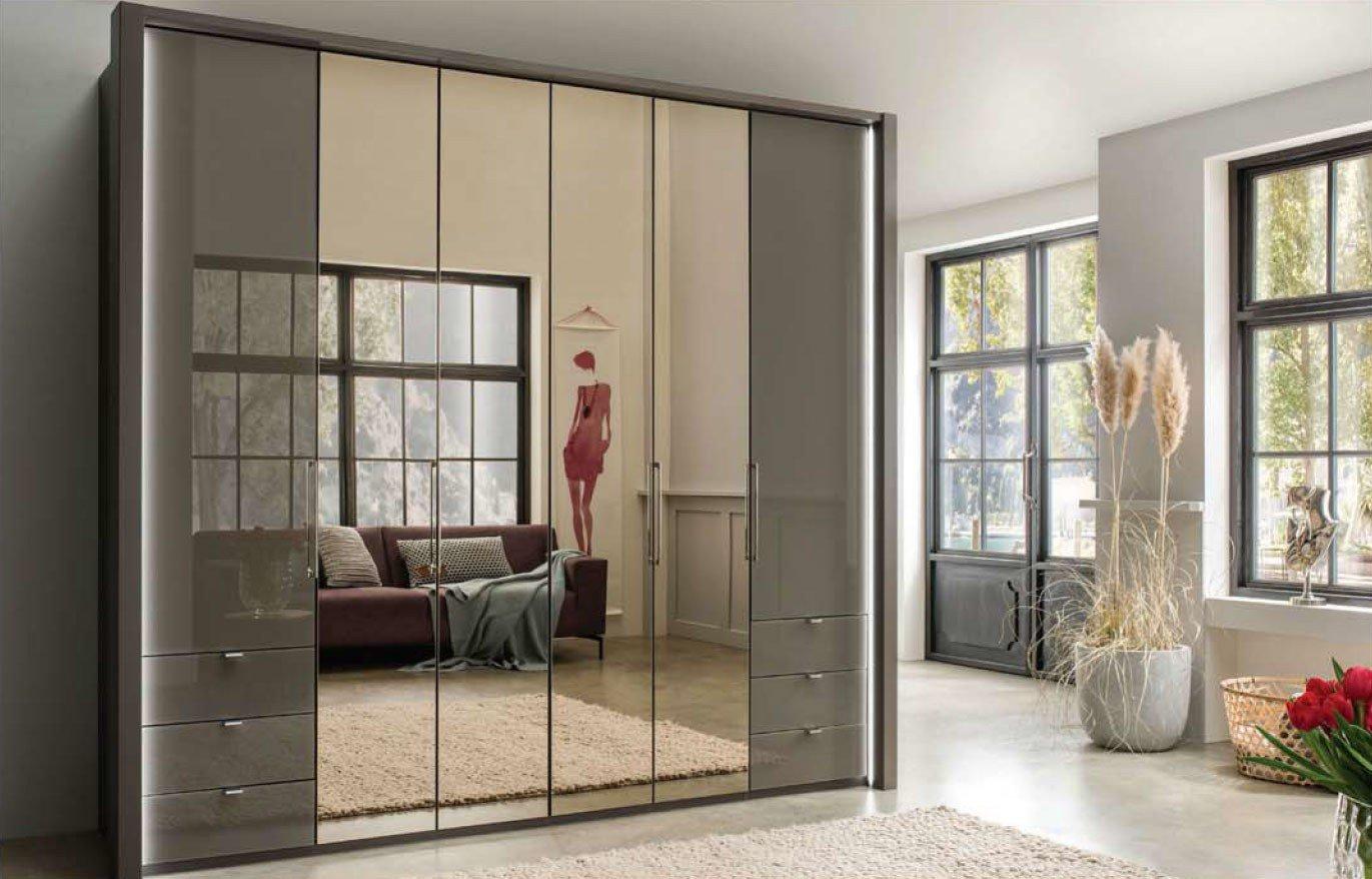 wiemann kansas schrank havanna kristallspiegel m bel. Black Bedroom Furniture Sets. Home Design Ideas