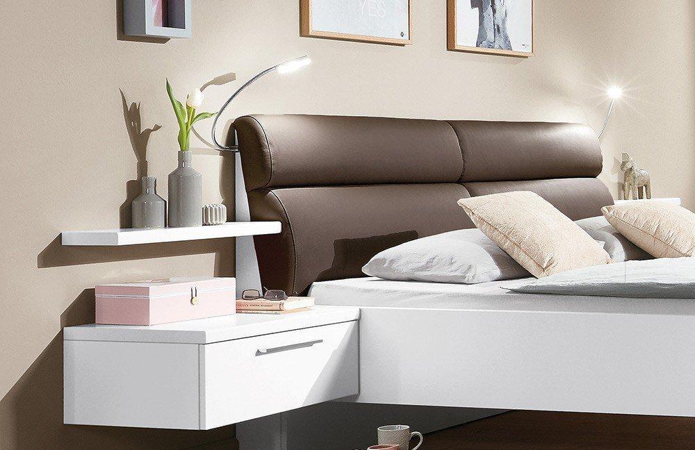Disselkamp Schlafzimmer Lack weiß | Möbel Letz - Ihr Online-Shop
