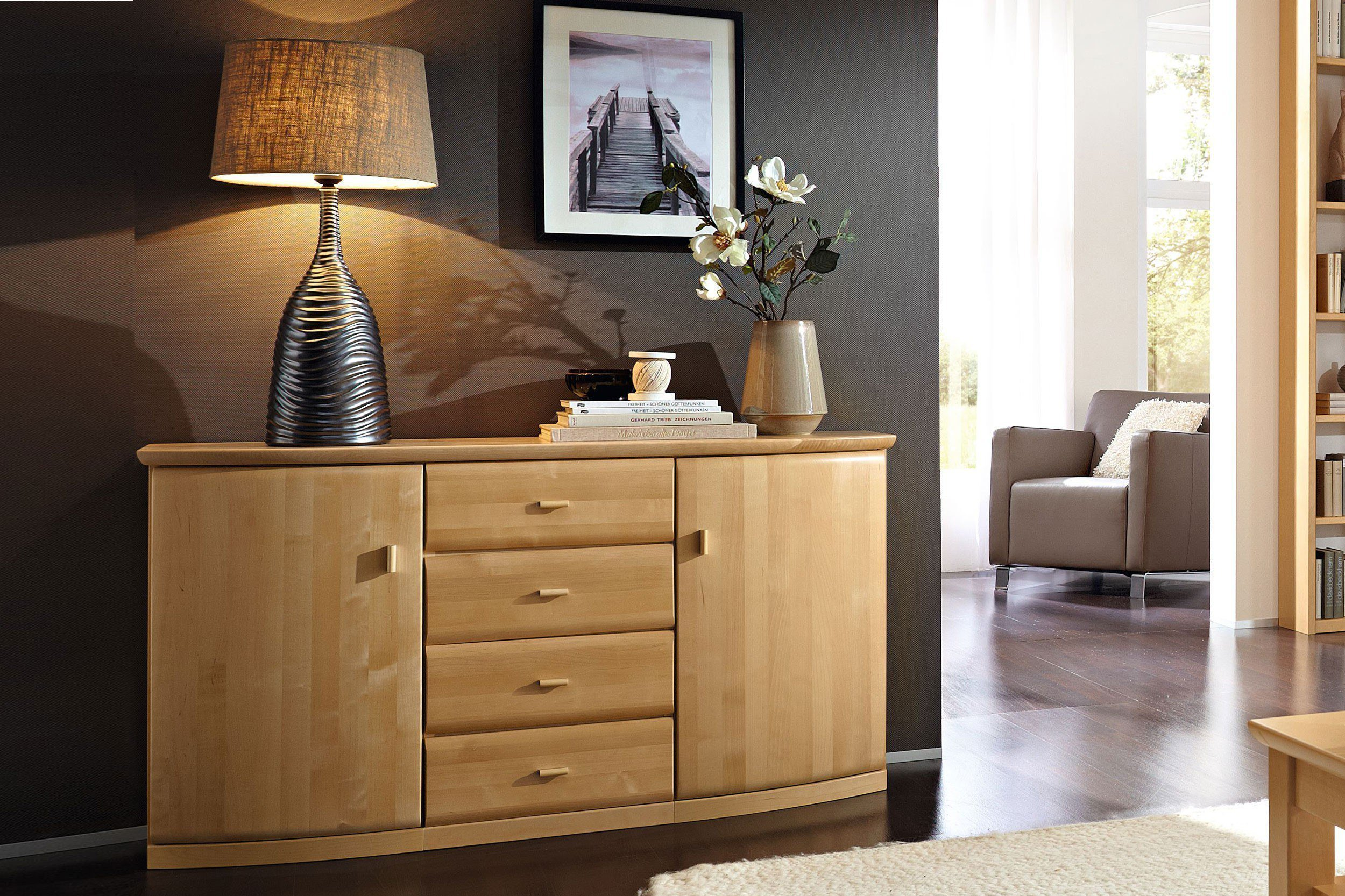 rietberger m belwerke sideboard lando eiche sand m bel letz ihr online shop. Black Bedroom Furniture Sets. Home Design Ideas