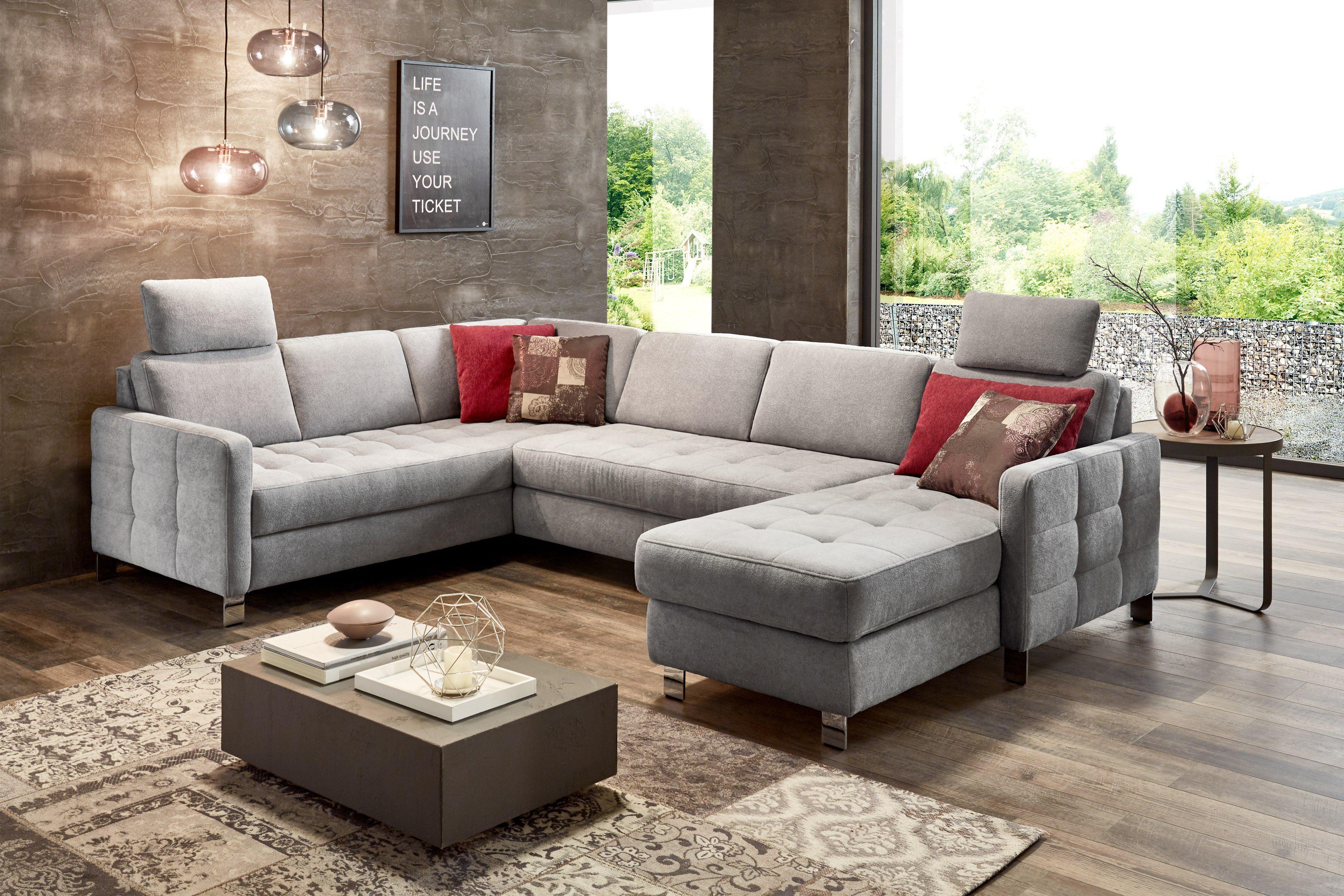 wohnlandschaft hellgrau. Black Bedroom Furniture Sets. Home Design Ideas