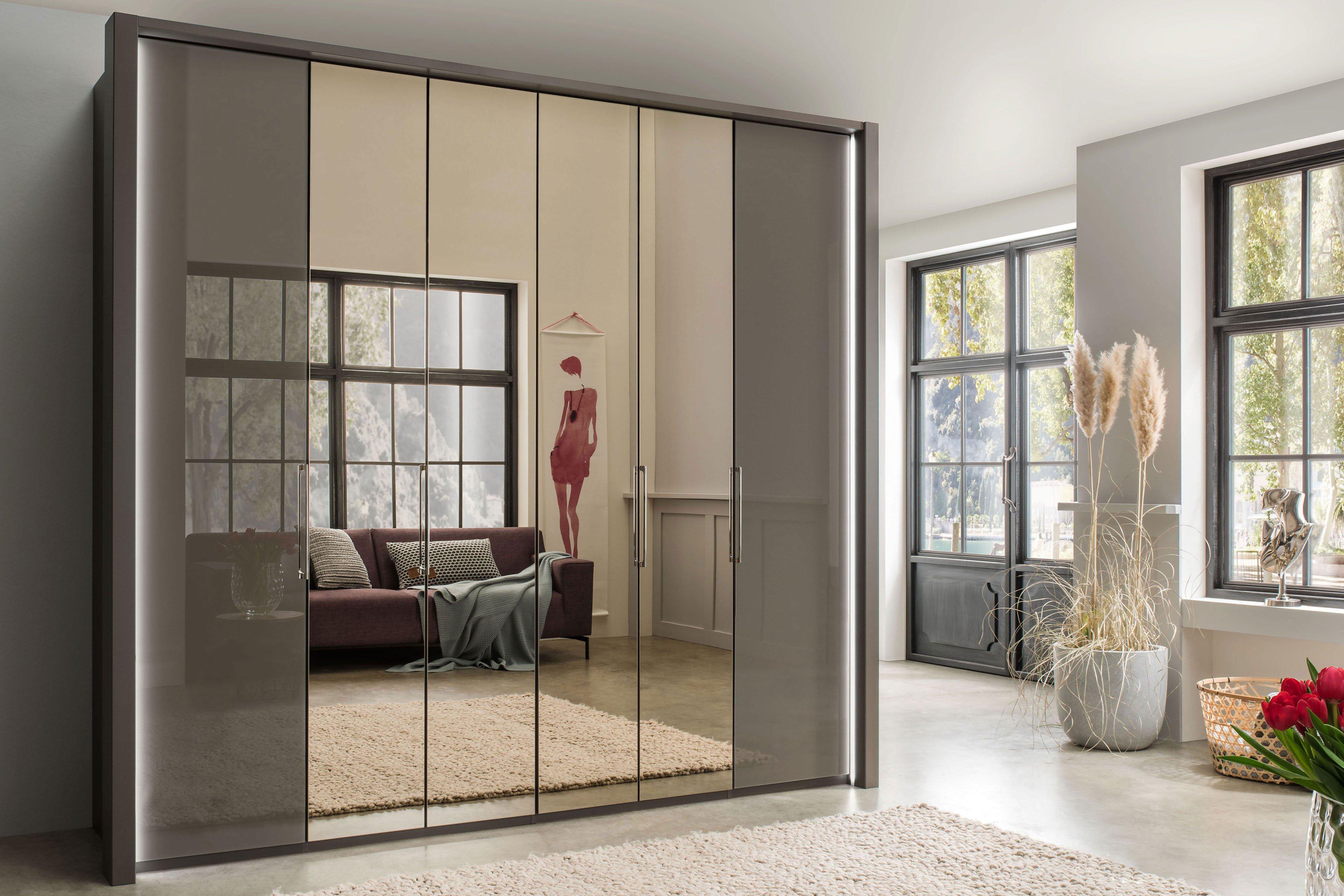 wiemann kansas panorama schrank glas spiegel m bel letz ihr online shop. Black Bedroom Furniture Sets. Home Design Ideas