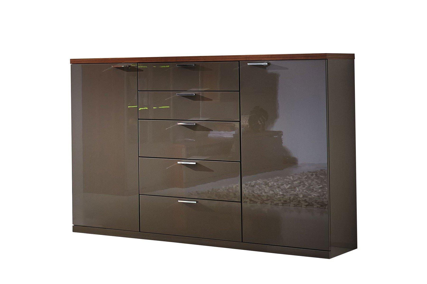 rietberger highboard siena celesta terra nussbaum m bel letz ihr online shop. Black Bedroom Furniture Sets. Home Design Ideas