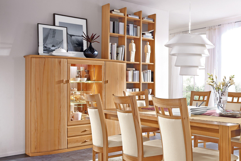 Esszimmer kernbuche design for Esszimmer weinheim