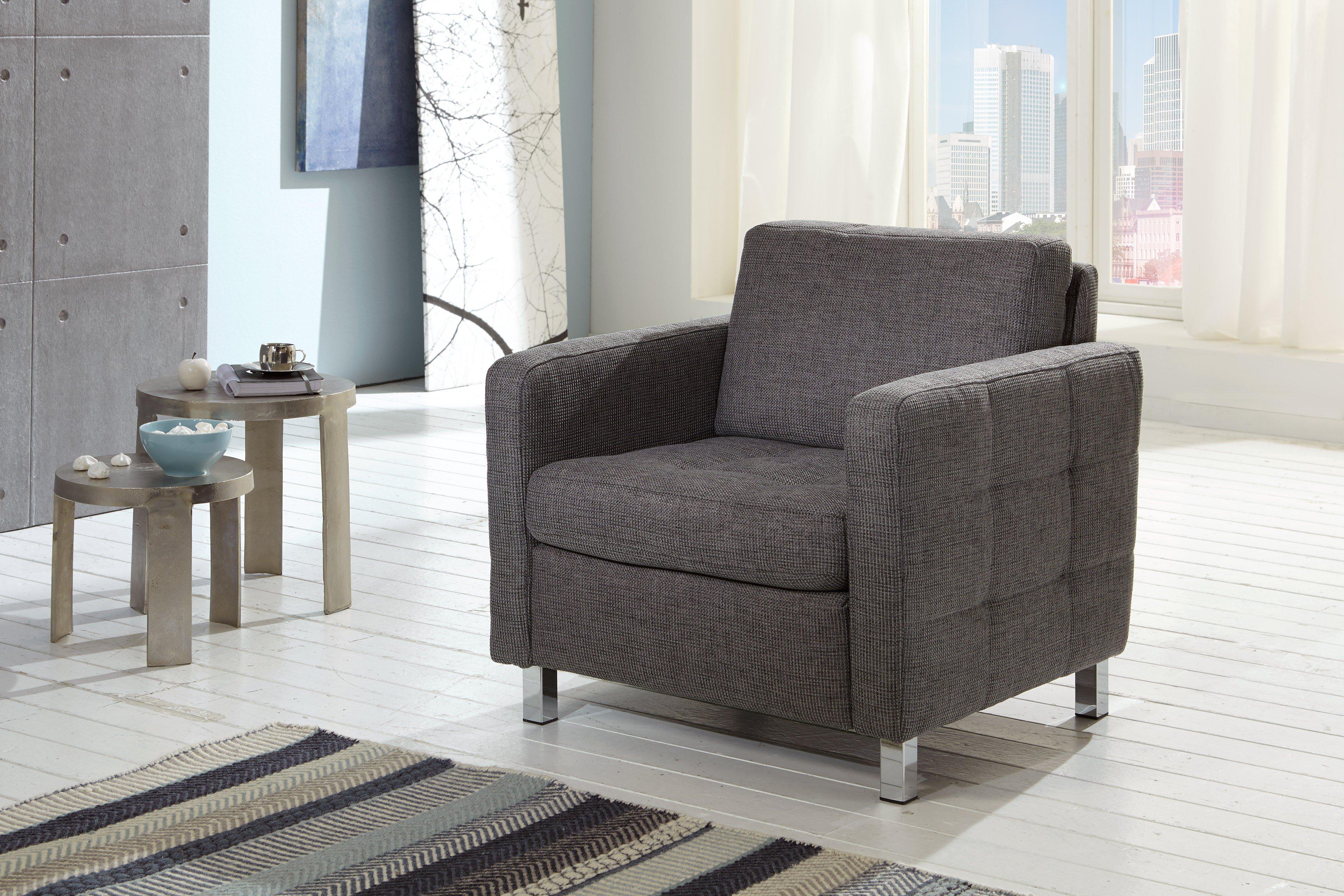 sit more pablo ecksofa grau m bel letz ihr online shop. Black Bedroom Furniture Sets. Home Design Ideas
