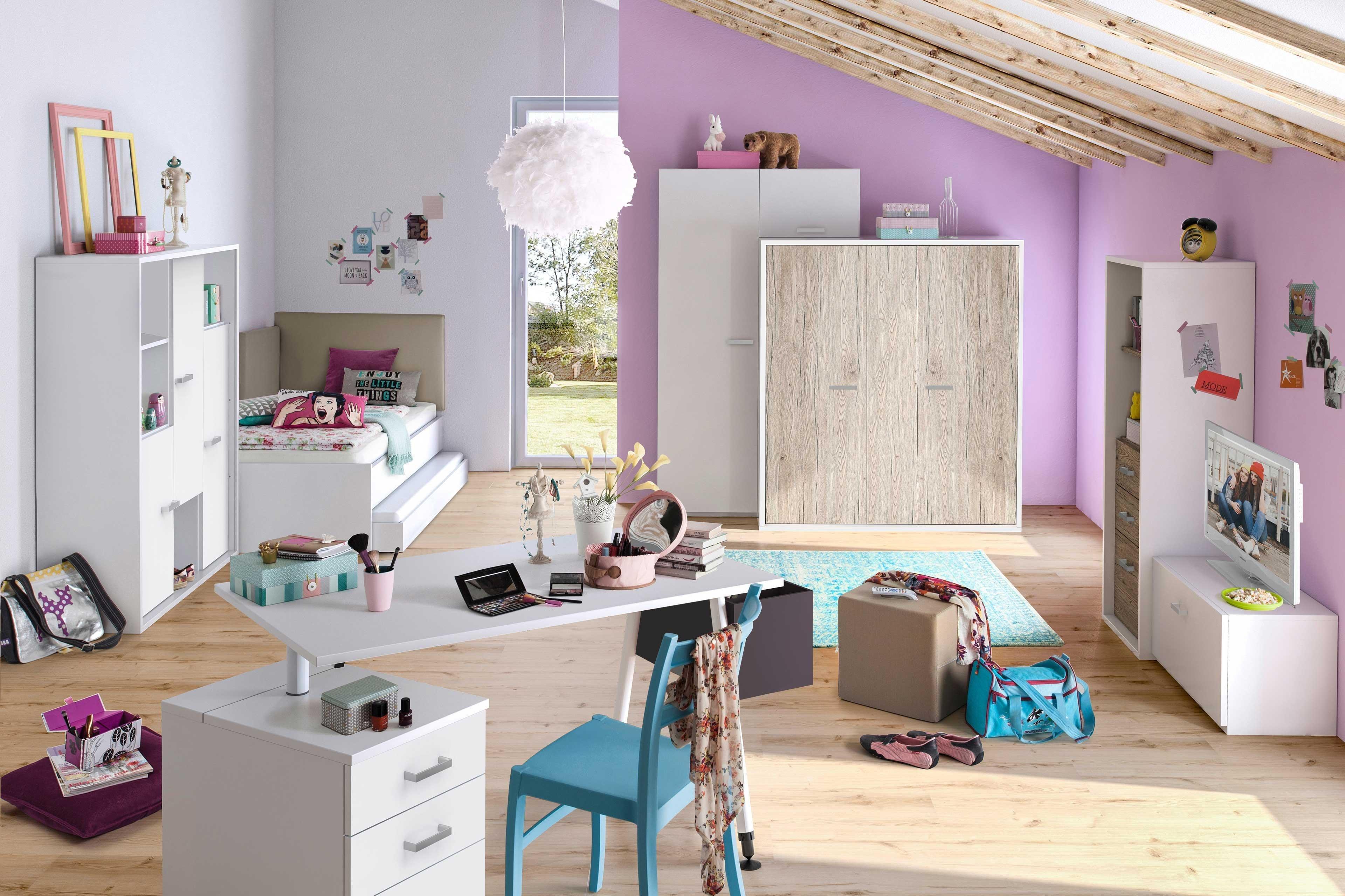puzzle.plus von Röhr Kinder- und Jugendzimmer weiß | Möbel Letz ...
