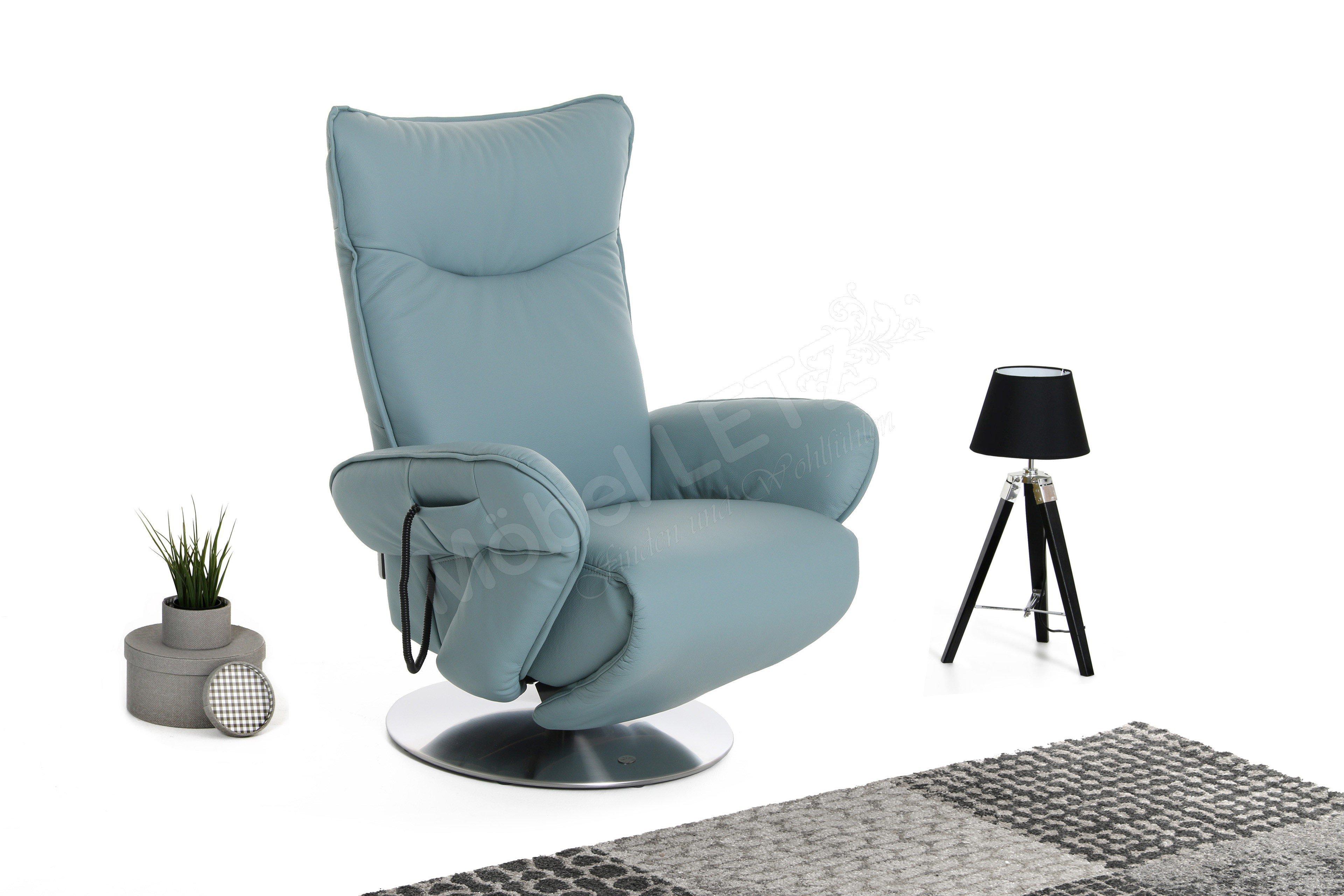 Himolla 7722 Funktionssessel Blau Möbel Letz Ihr Online Shop