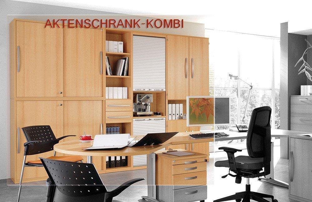 Röhr Bush »Techno« Schreibtisch Buche | Möbel Letz - Ihr Online-Shop
