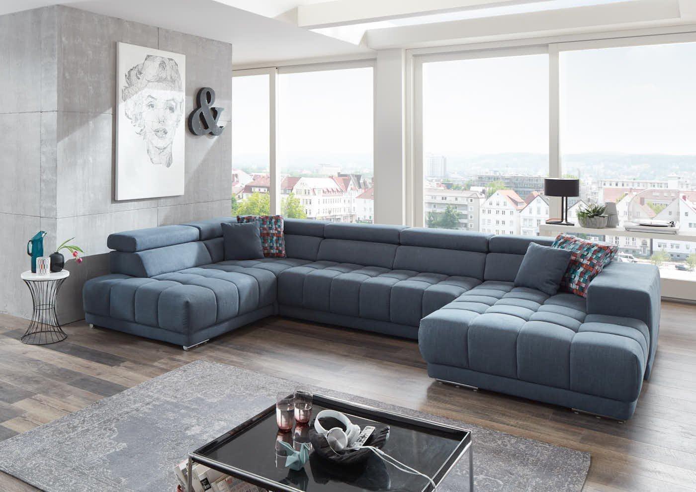 wohnlandschaft sarita. Black Bedroom Furniture Sets. Home Design Ideas