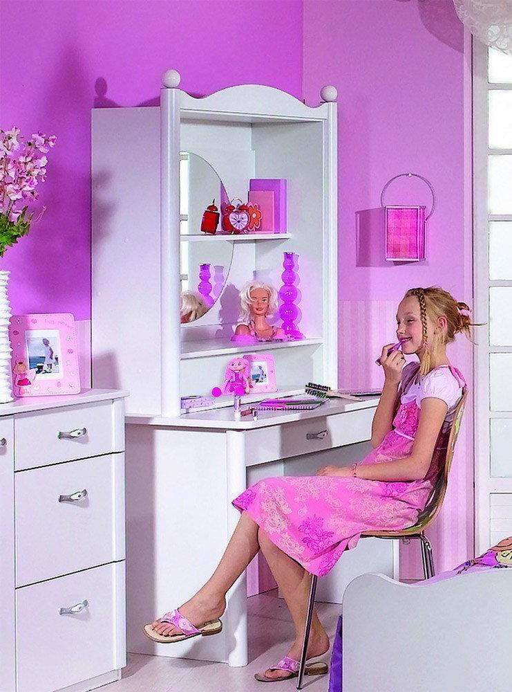 Lilly Von Rauch Packs Kinderzimmer Weiss