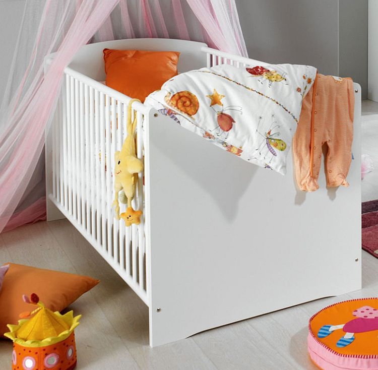 Rauch babyzimmer lilly