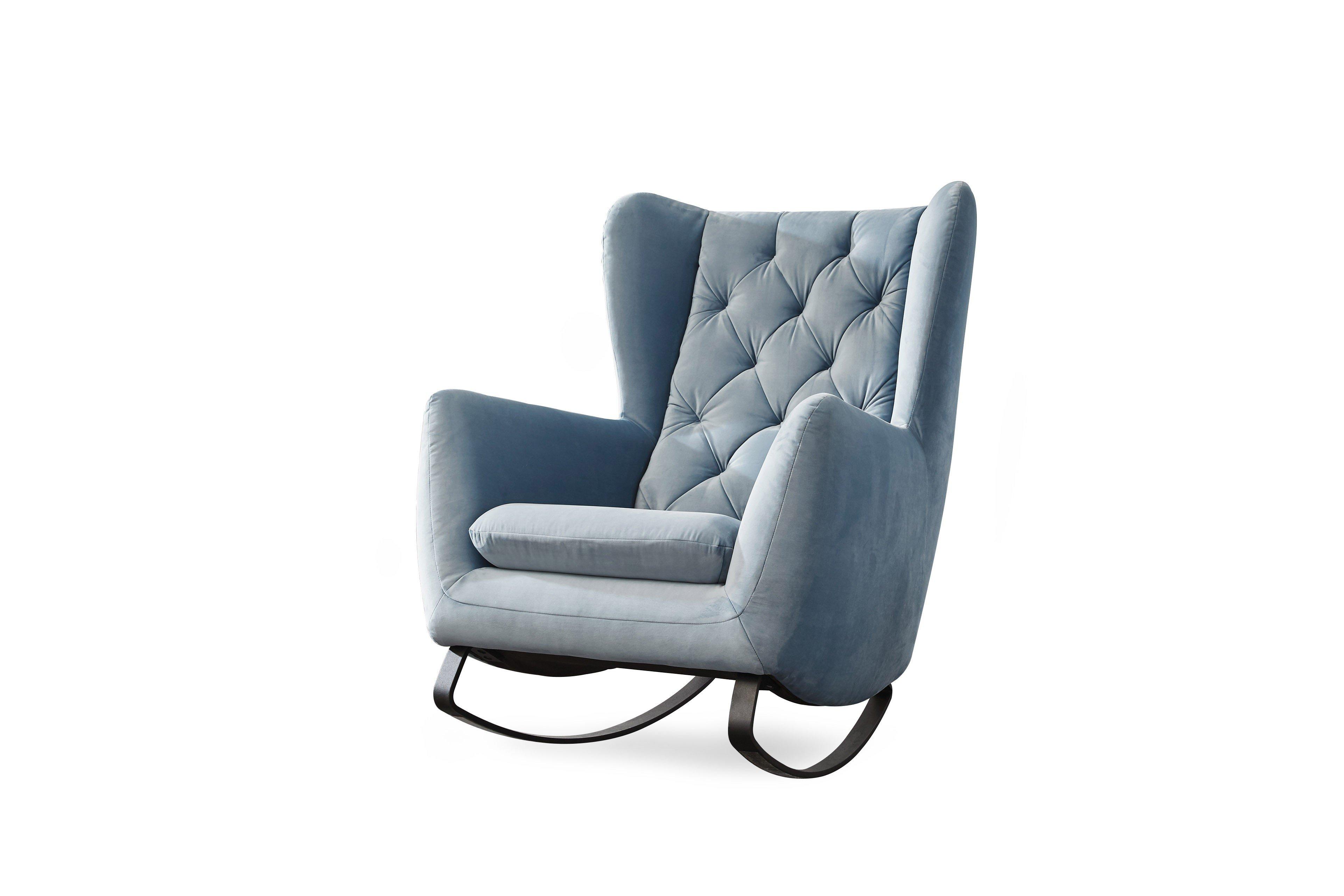 candy polsterm bel sixty schaukelsessel hellblau m bel. Black Bedroom Furniture Sets. Home Design Ideas