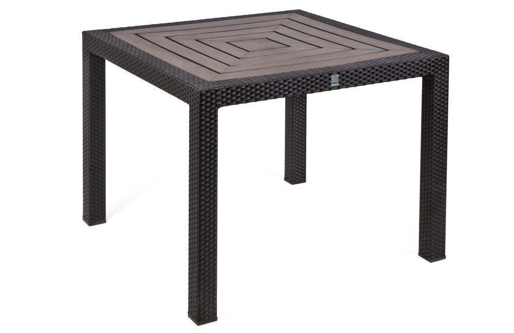 MBM Objekt Gartenmöbel Set Beroni mocca   Möbel Letz - Ihr Online-Shop