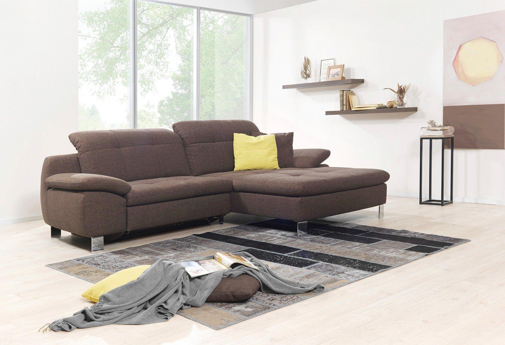 ADA Trendline Garnitur 6270 in Braun | Möbel Letz - Ihr Online-Shop