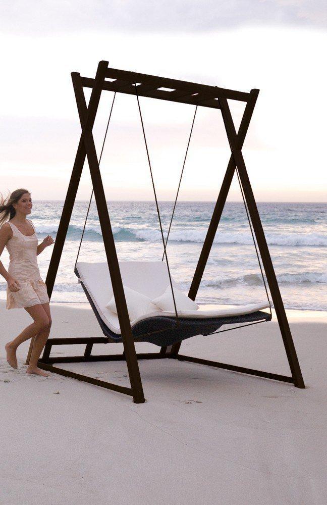 mbm objekt doppelliege heaven swing mocca m bel letz ihr online shop. Black Bedroom Furniture Sets. Home Design Ideas