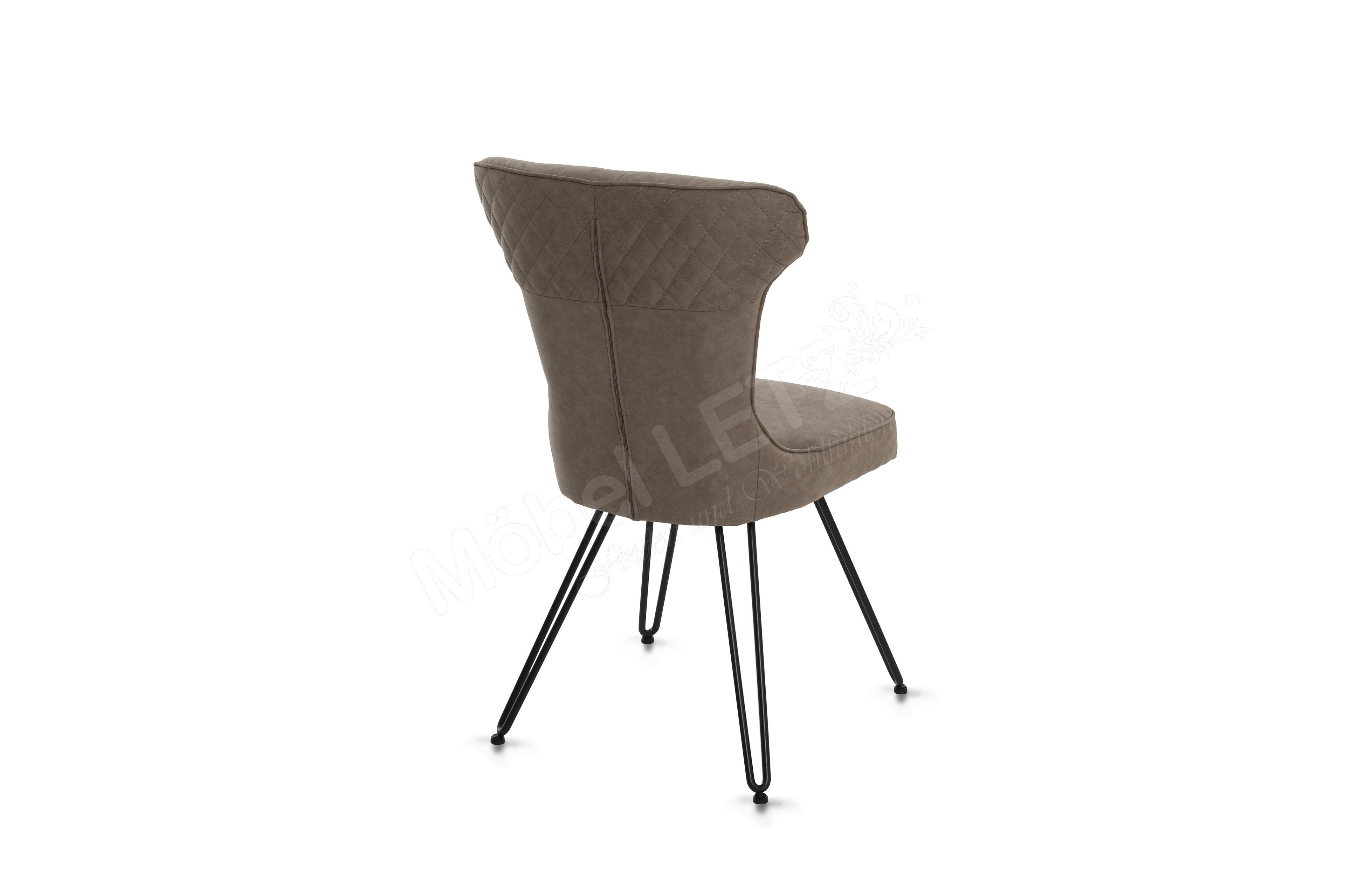 wohn gl ck lich stuhl linna 5080 grau m bel letz ihr. Black Bedroom Furniture Sets. Home Design Ideas