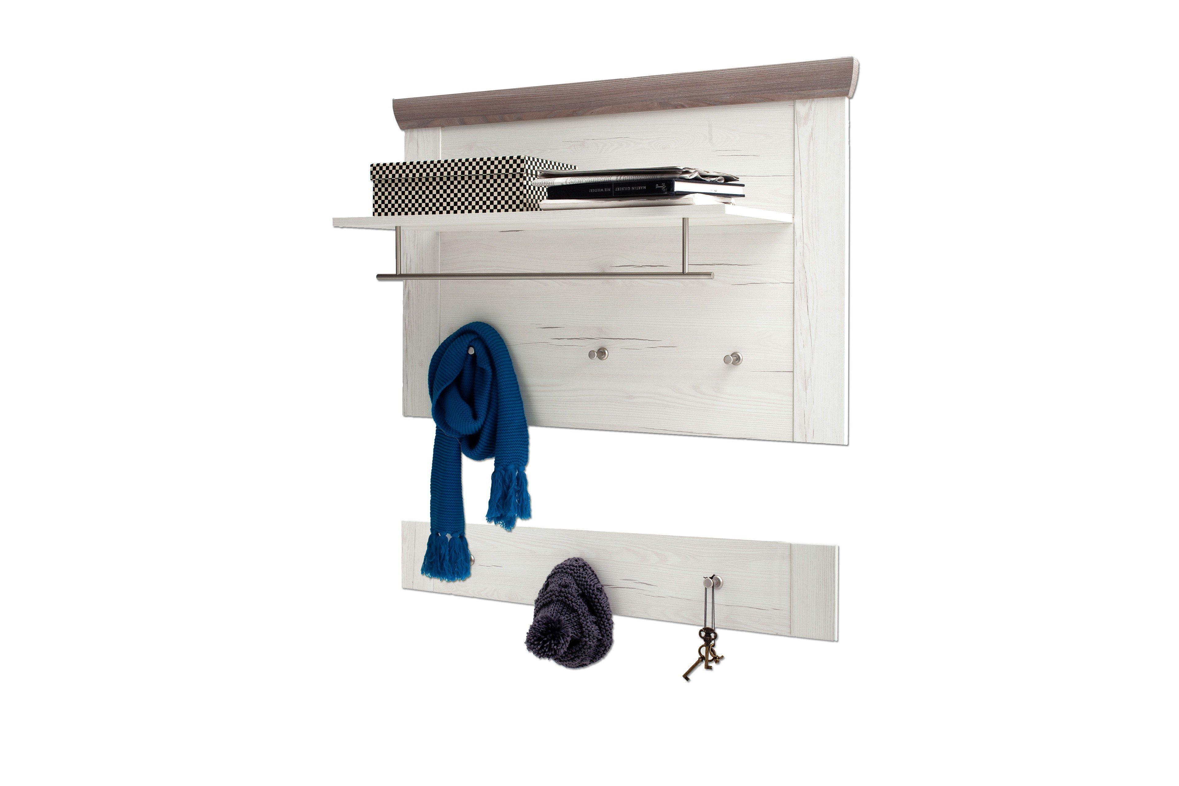 44f240aea29655 Garderobenpaneele Bozen Pinie Aurelio - MCA furniture