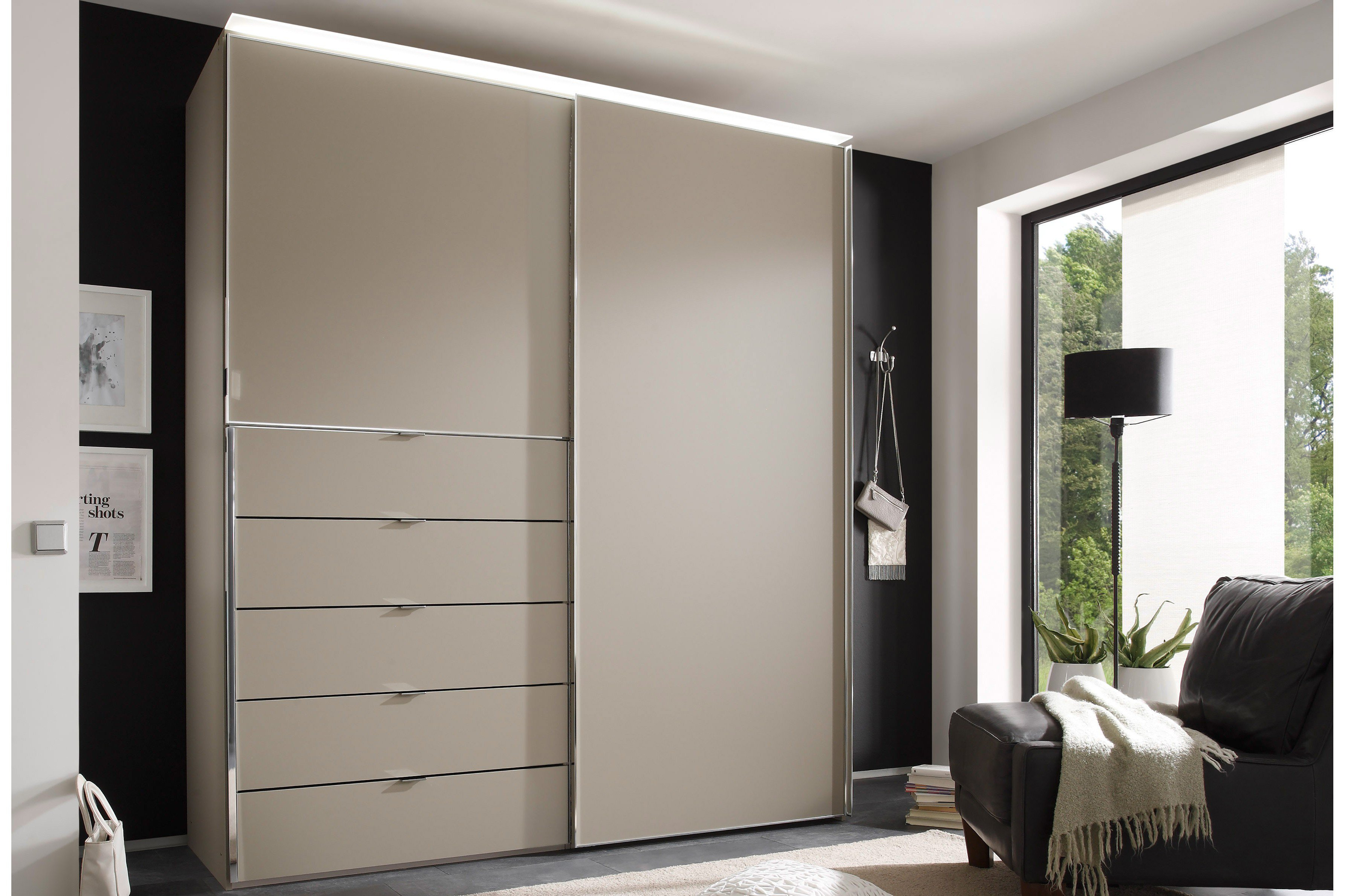 staud media light schrank umbra m bel letz ihr online shop. Black Bedroom Furniture Sets. Home Design Ideas