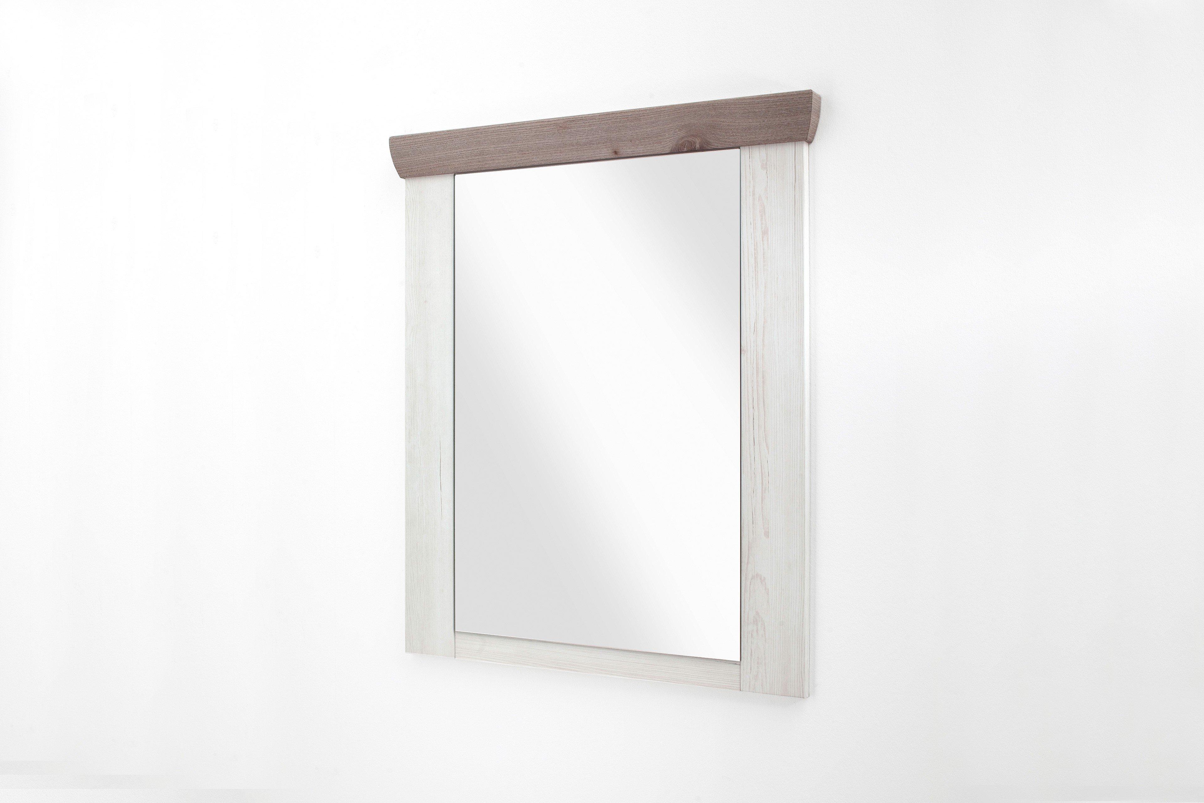 1fedea2558f3ef Garderobenspiegel Bozen Pinie Aurelio - MCA furniture