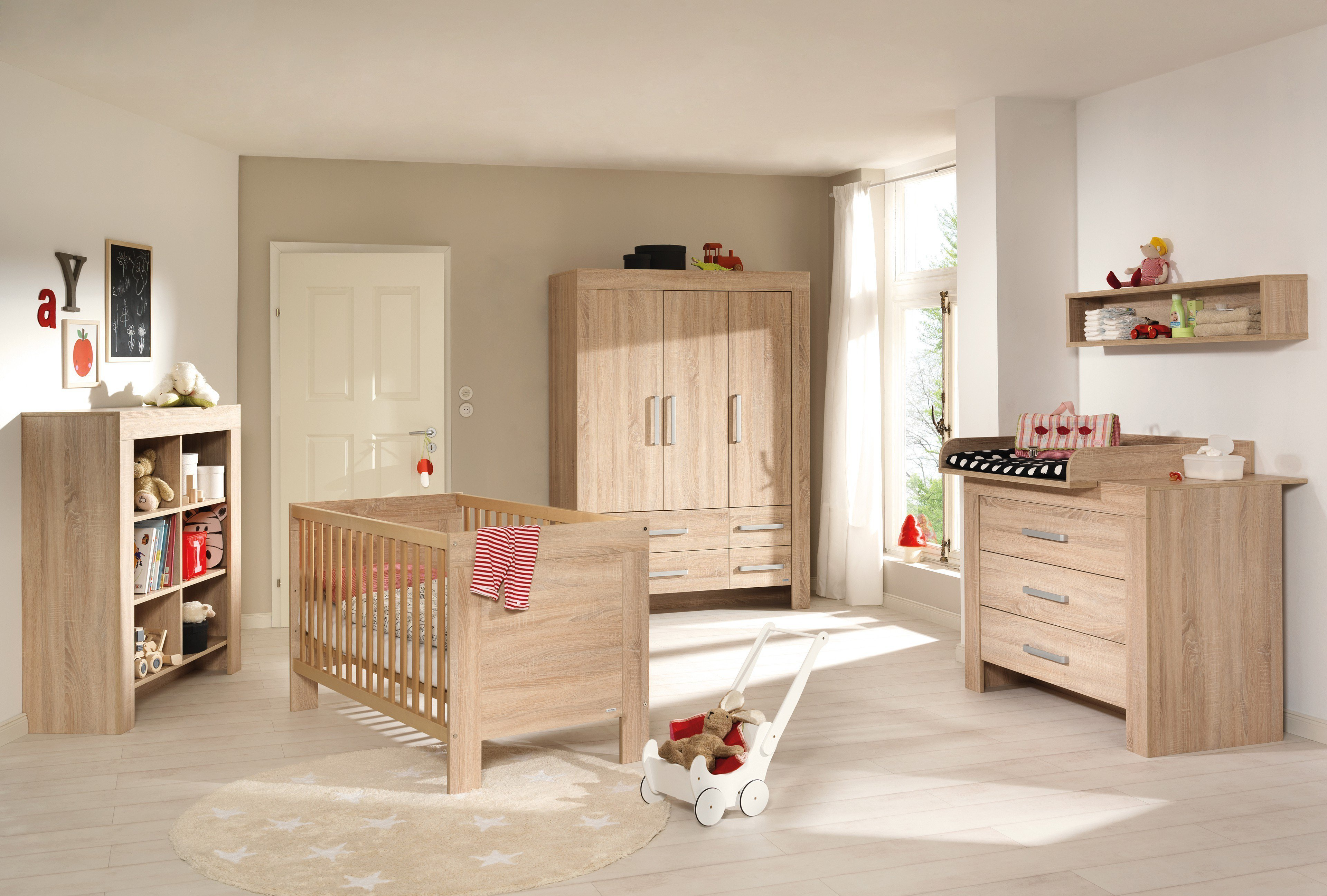 Babyzimmer Leopold von Wellemöbel | Möbel Letz - Ihr Online-Shop