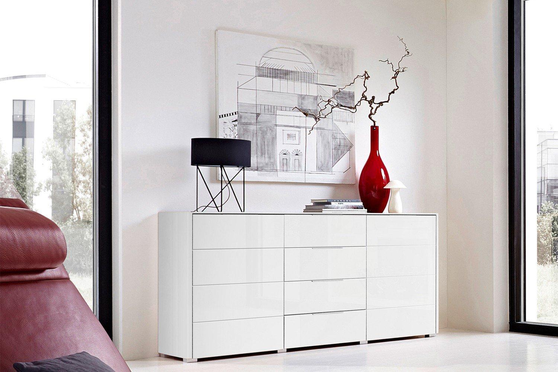 Eitelkeit Hochglanz Sideboard Weiß Galerie Von Median Von Innostyle - Weiß