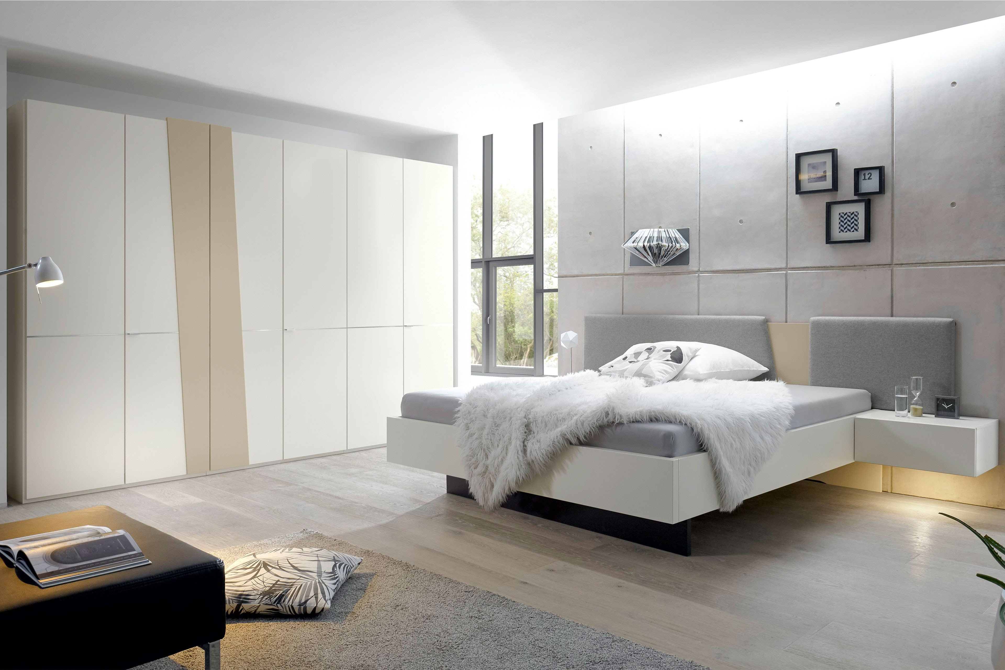 loddenkemper schlafzimmer set s ash wei m bel letz ihr online shop. Black Bedroom Furniture Sets. Home Design Ideas