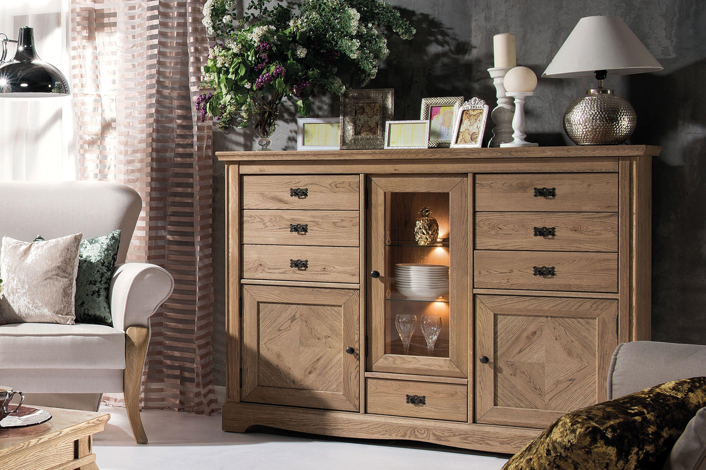 kollektion letz atelie highboard eiche alt m bel letz ihr online shop. Black Bedroom Furniture Sets. Home Design Ideas