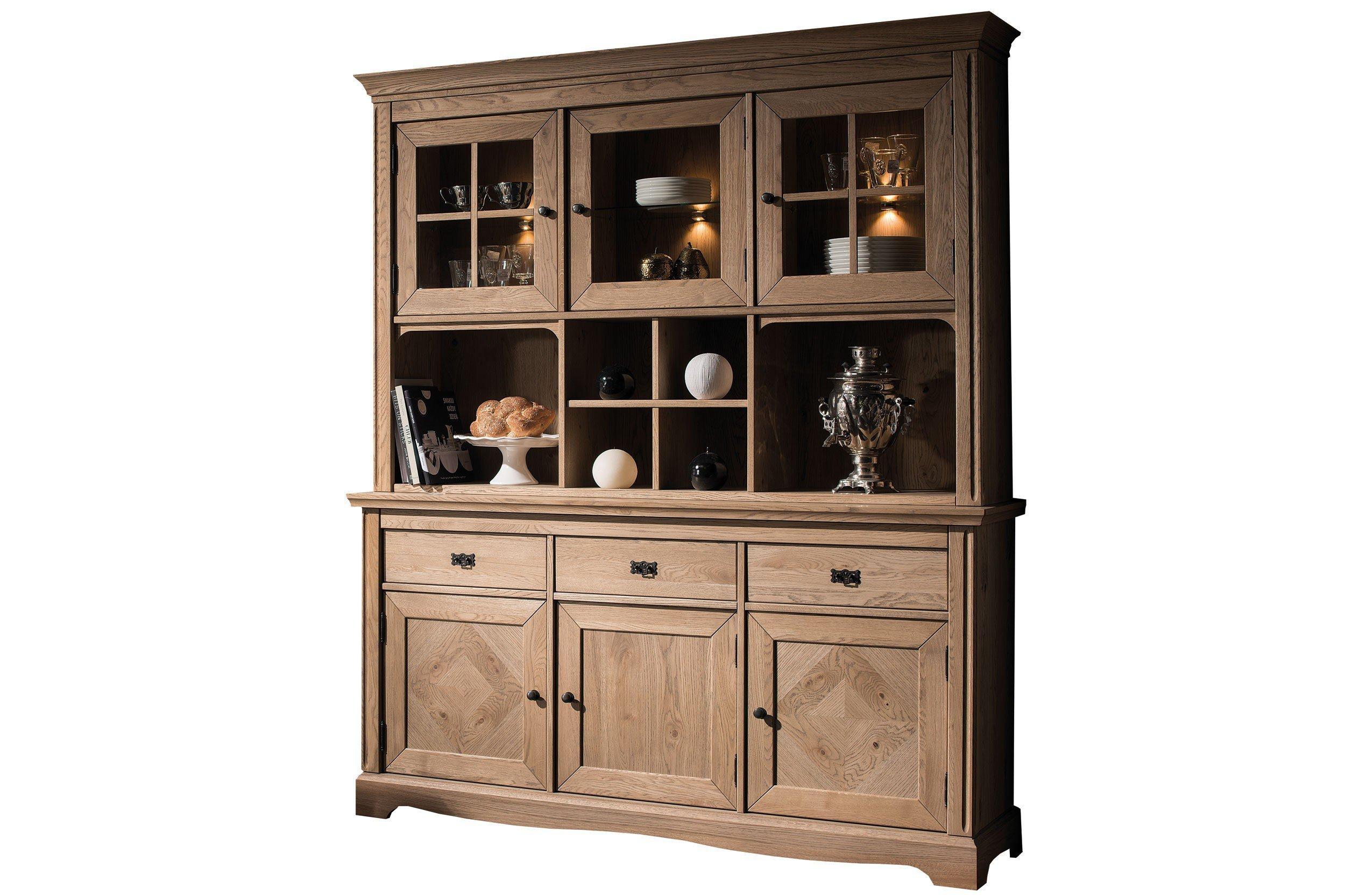 kollektion letz atelie vitrine alte eiche m bel letz ihr online shop. Black Bedroom Furniture Sets. Home Design Ideas