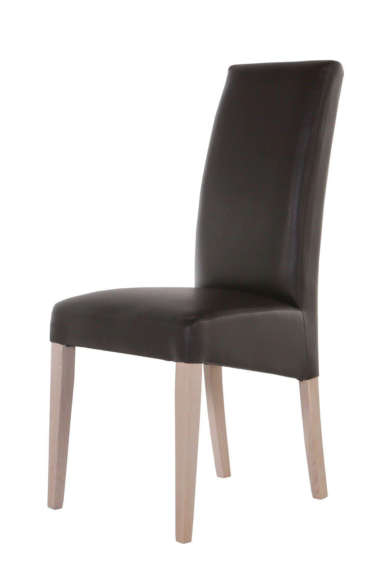 standard furniture stuhl rudi in braun eiche sonoma m bel letz ihr online shop. Black Bedroom Furniture Sets. Home Design Ideas